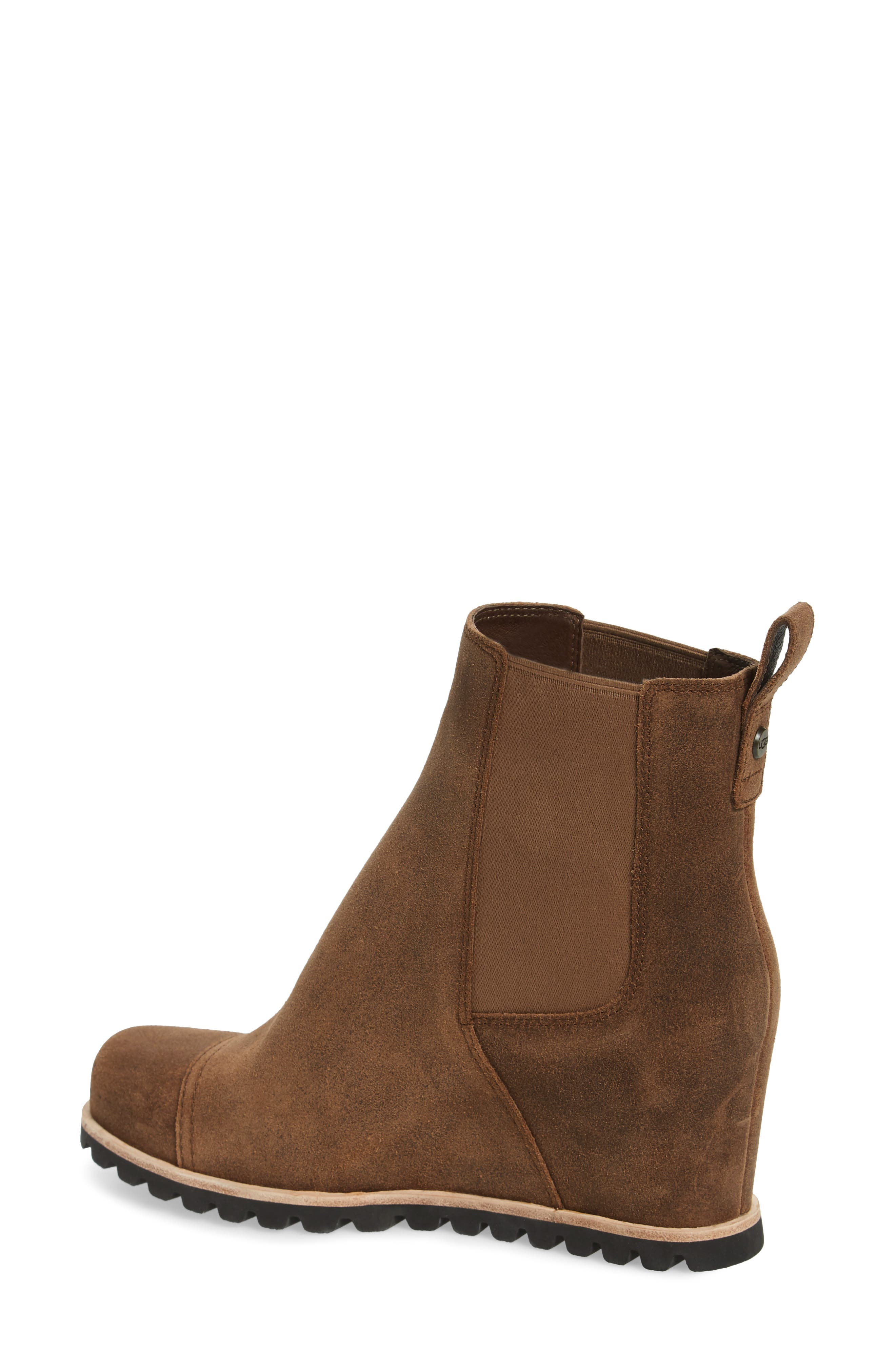 UGG<SUP>®</SUP>, Pax Waterproof Wedge Boot, Alternate thumbnail 2, color, 213