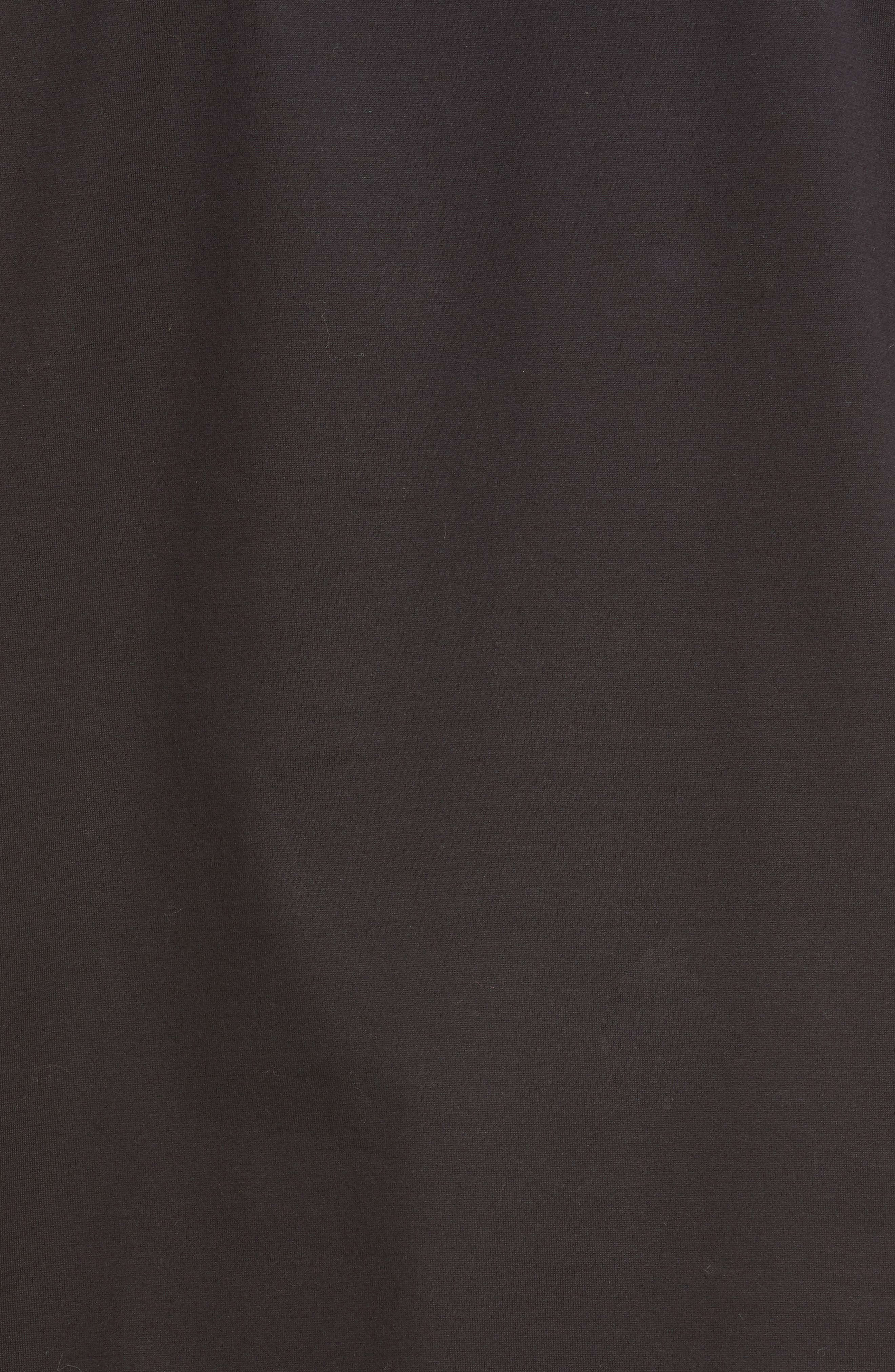 MONCLER, Genius by Moncler x 2 Moncler 1952 Love Tee, Alternate thumbnail 6, color, BLACK