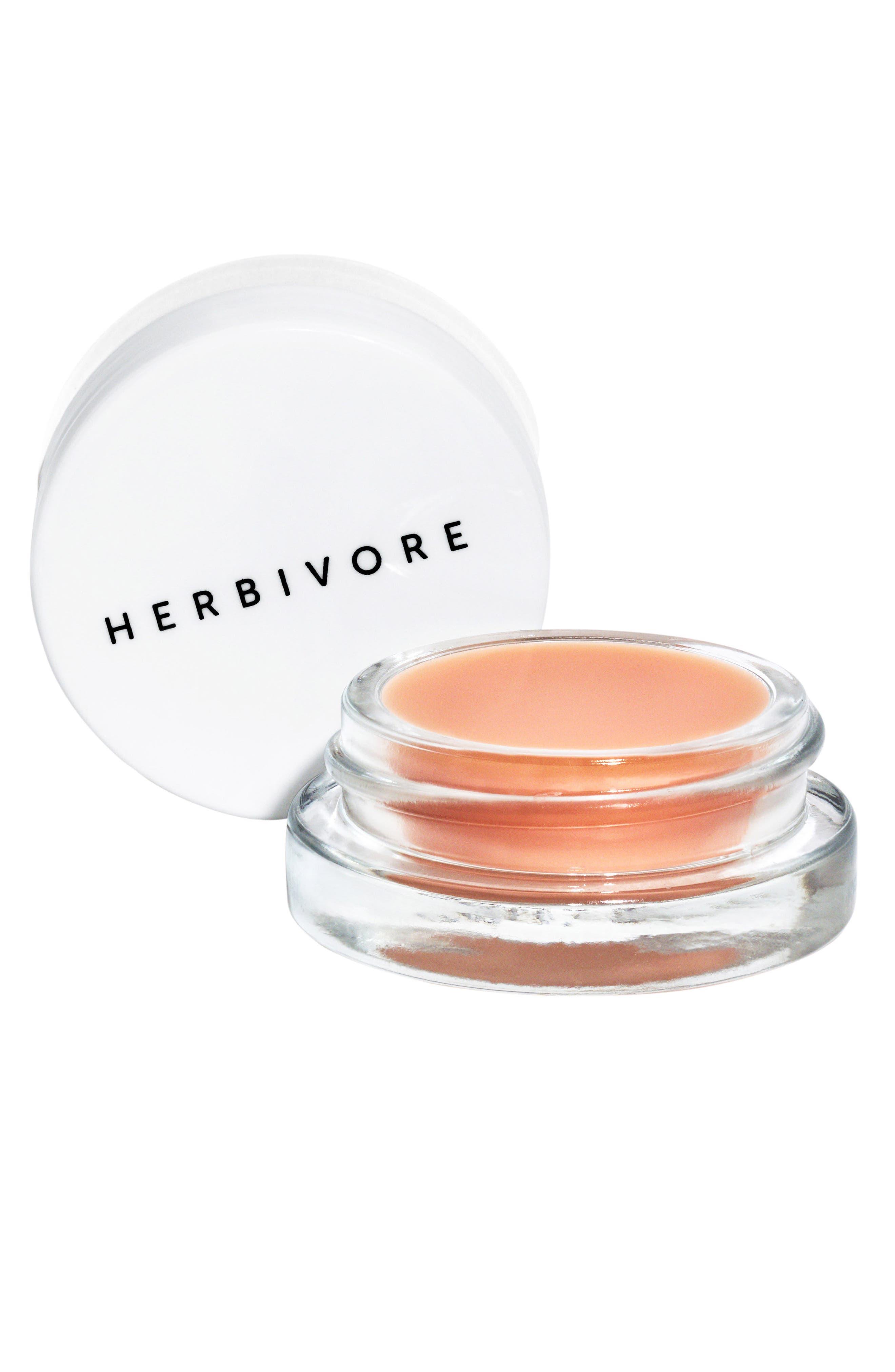HERBIVORE BOTANICALS, Coco Rose Lip Conditioner, Main thumbnail 1, color, NONE