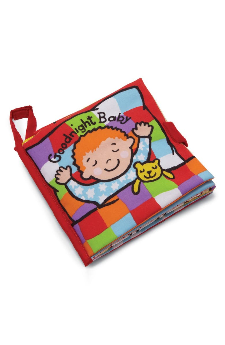 Goodnight Baby' Fabric Book | Nordstrom