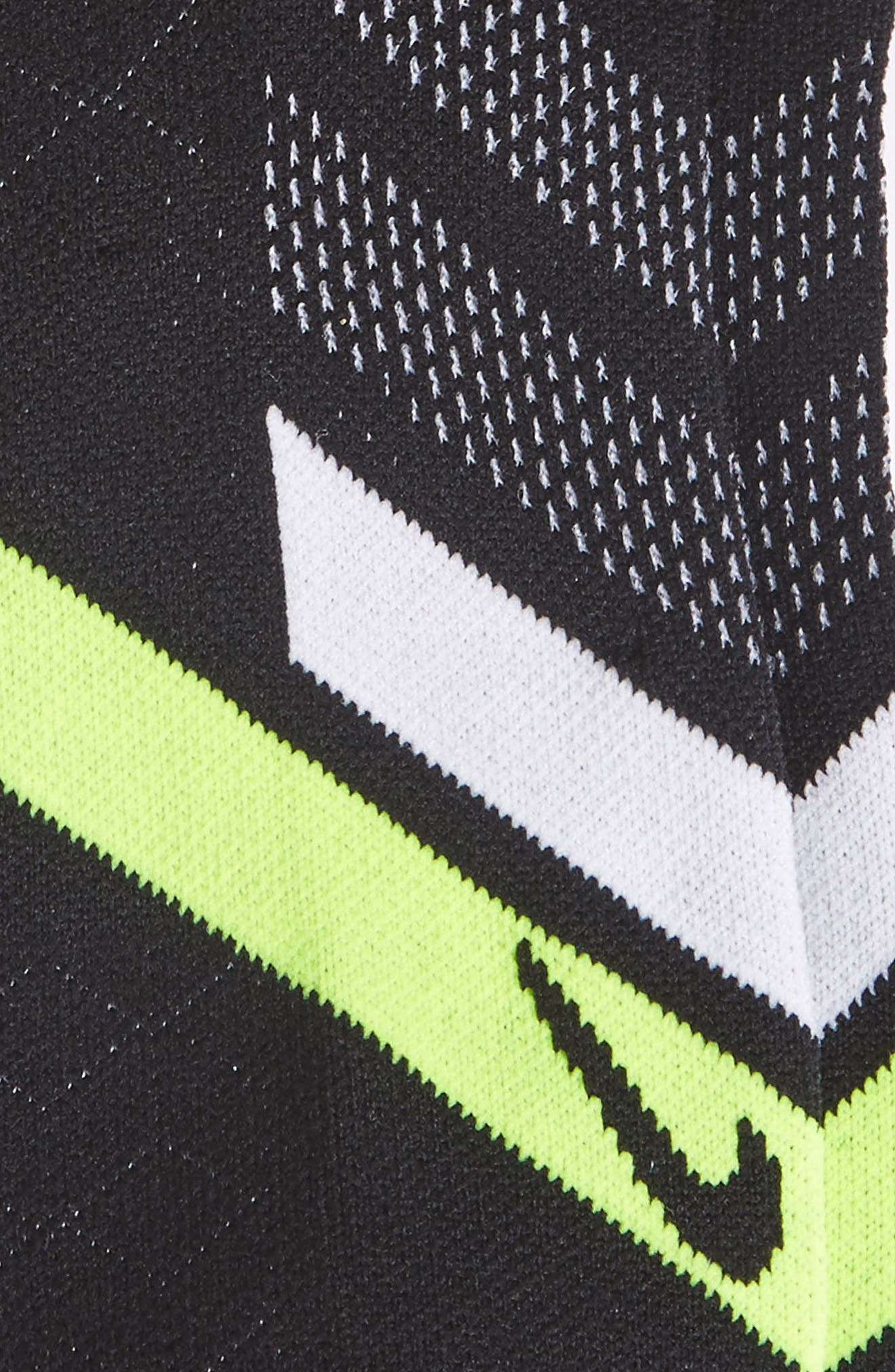 NIKE, Performance Cushion No-Show Socks, Alternate thumbnail 2, color, 010