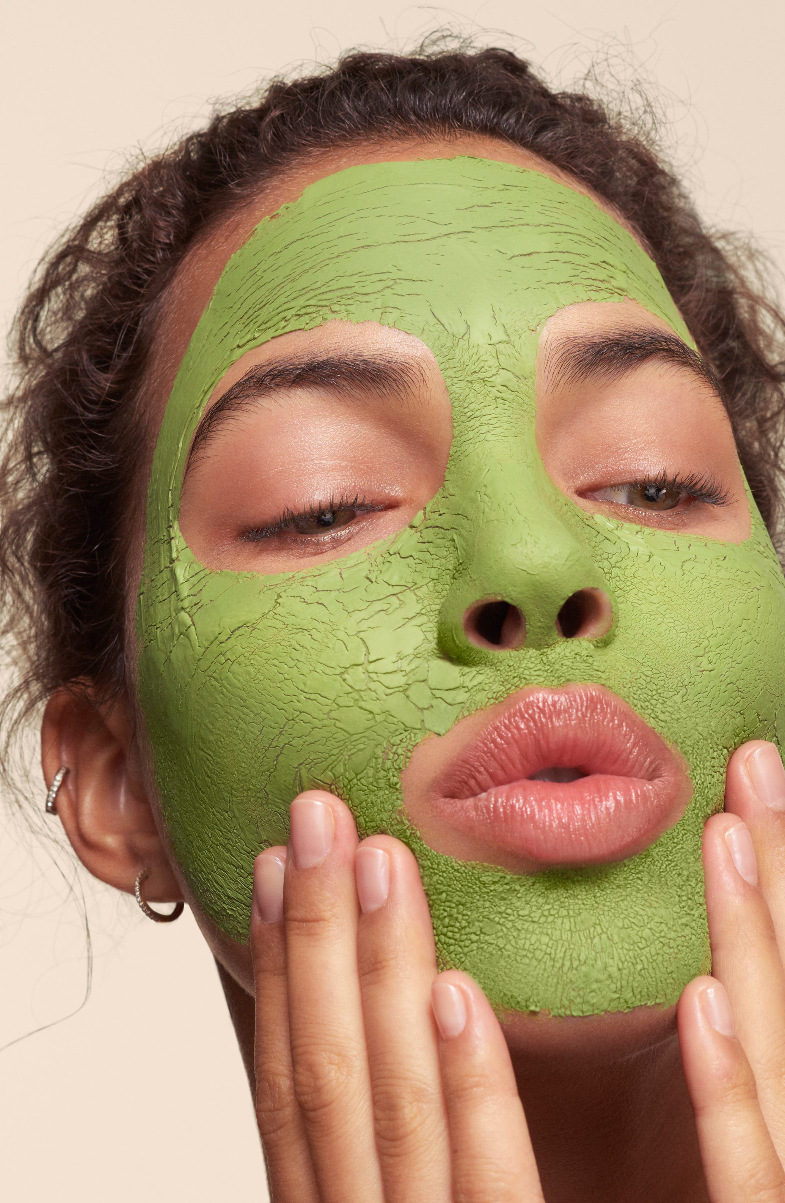 BOSCIA, Matcha Magic Super-Antioxidant Mask, Alternate thumbnail 3, color, NO COLOR