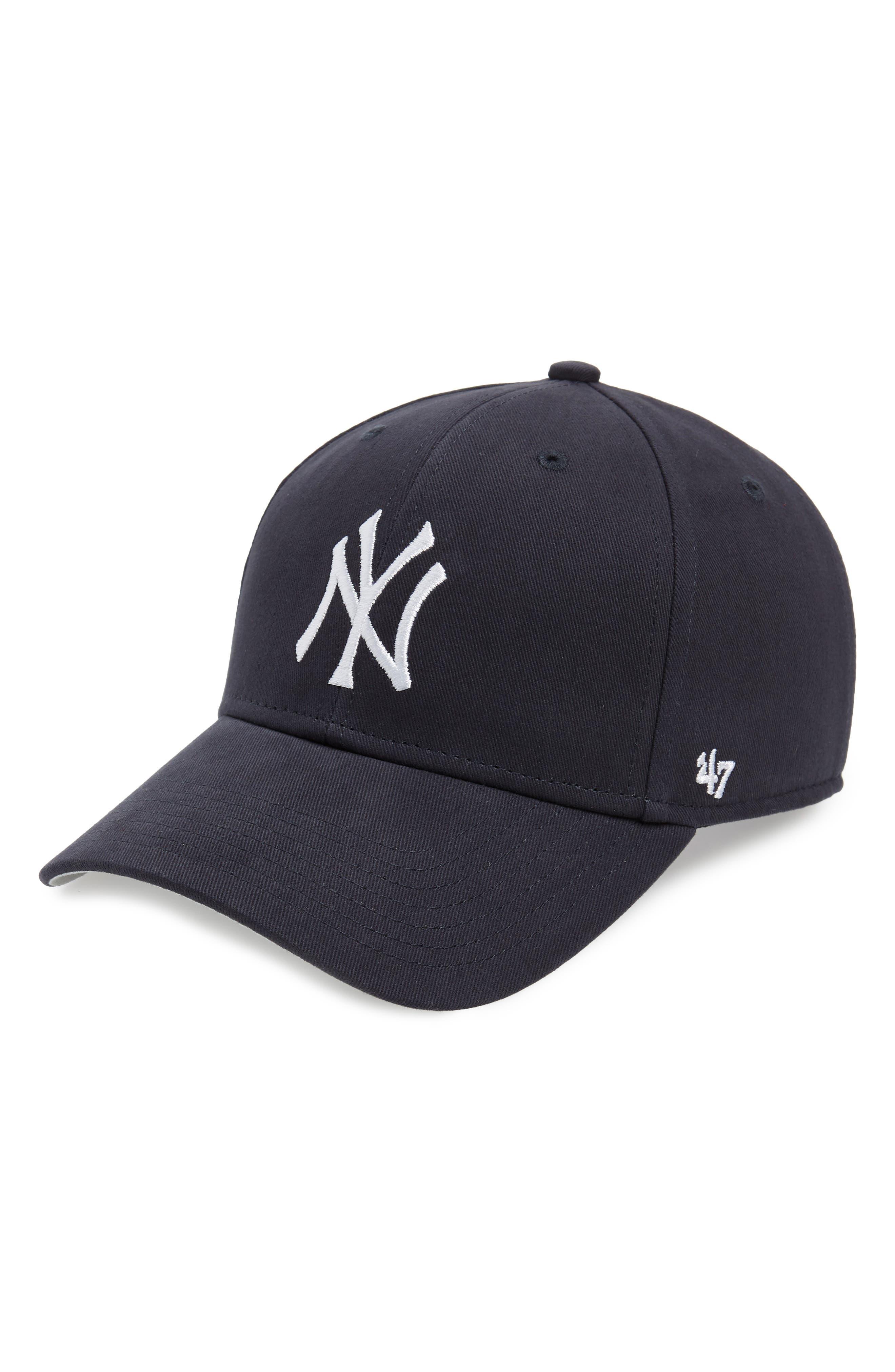 '47 New York Yankees Baseball Cap, Main, color, 410