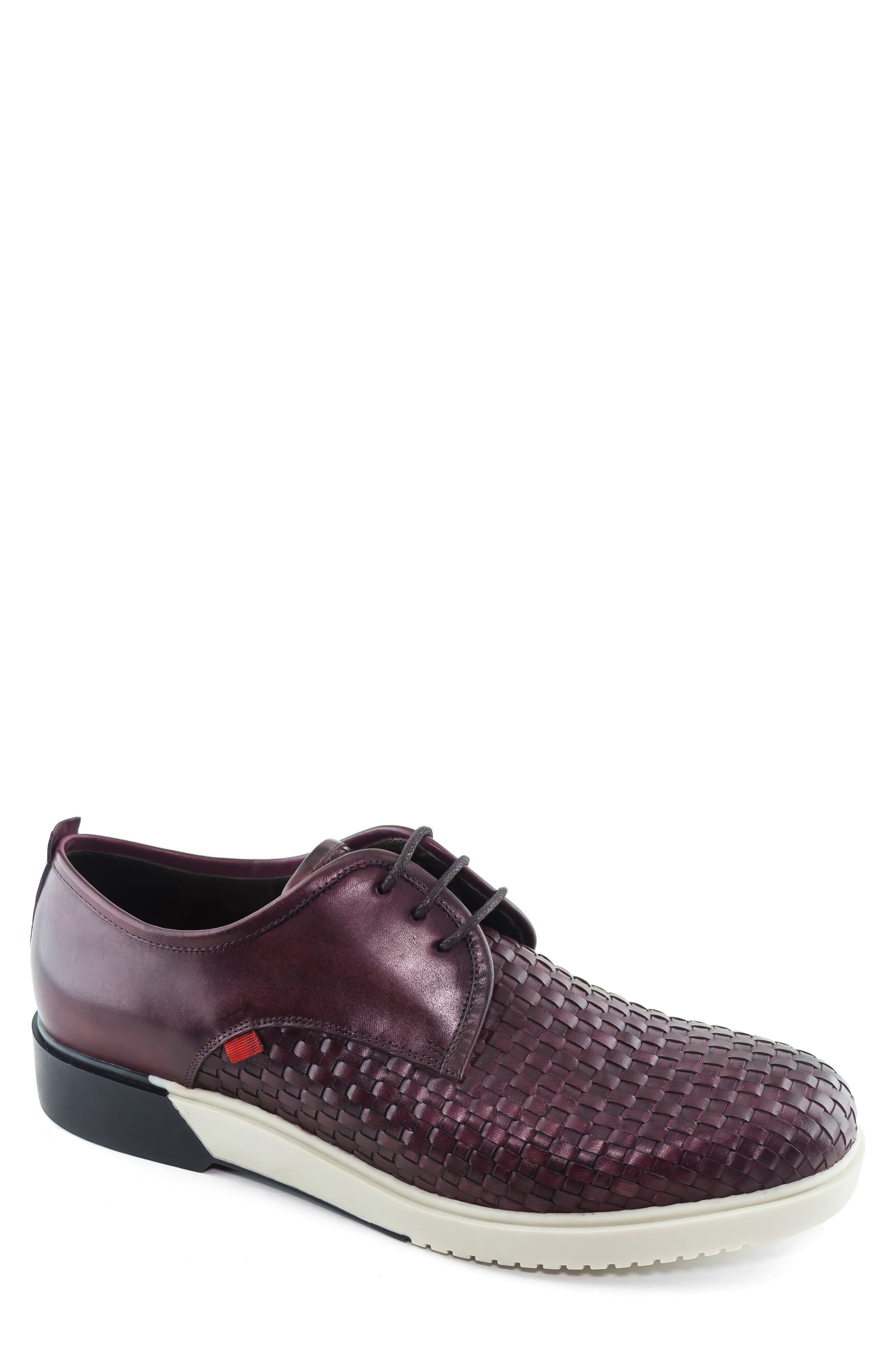 MARC JOSEPH NEW YORK, Tribeca Woven Derby, Main thumbnail 1, color, 930