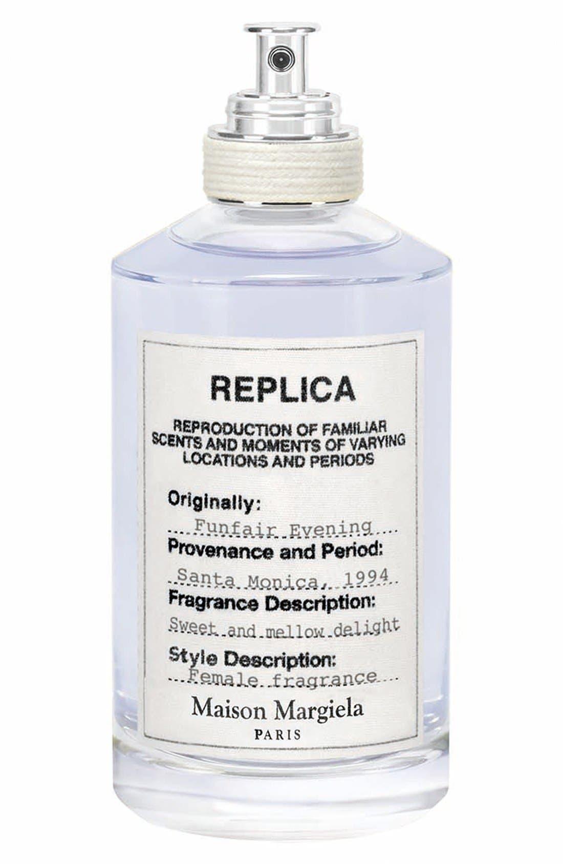 MAISON MARGIELA, Replica Funfair Evening Fragrance, Main thumbnail 1, color, NO COLOR