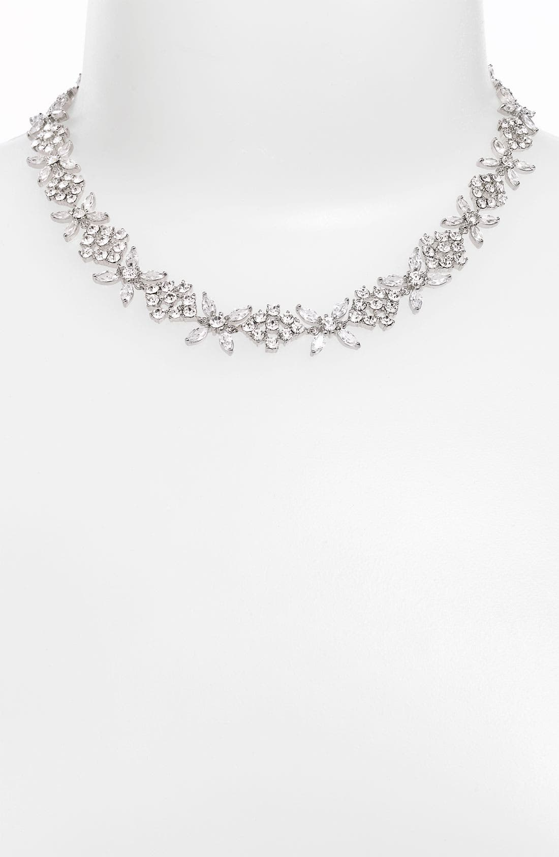 NINA 'Kylene' Collar Necklace, Main, color, 040