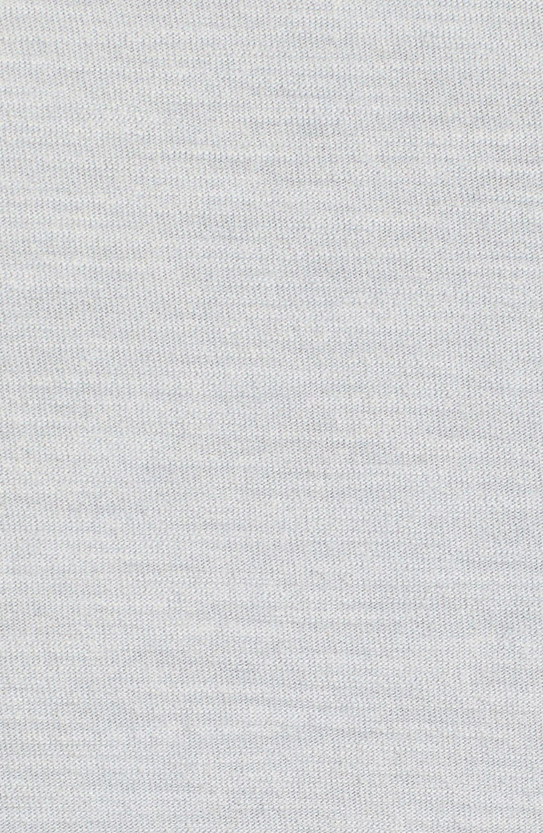 WALLIN & BROS., 'Workwear' Short Sleeve Polo, Alternate thumbnail 3, color, 030