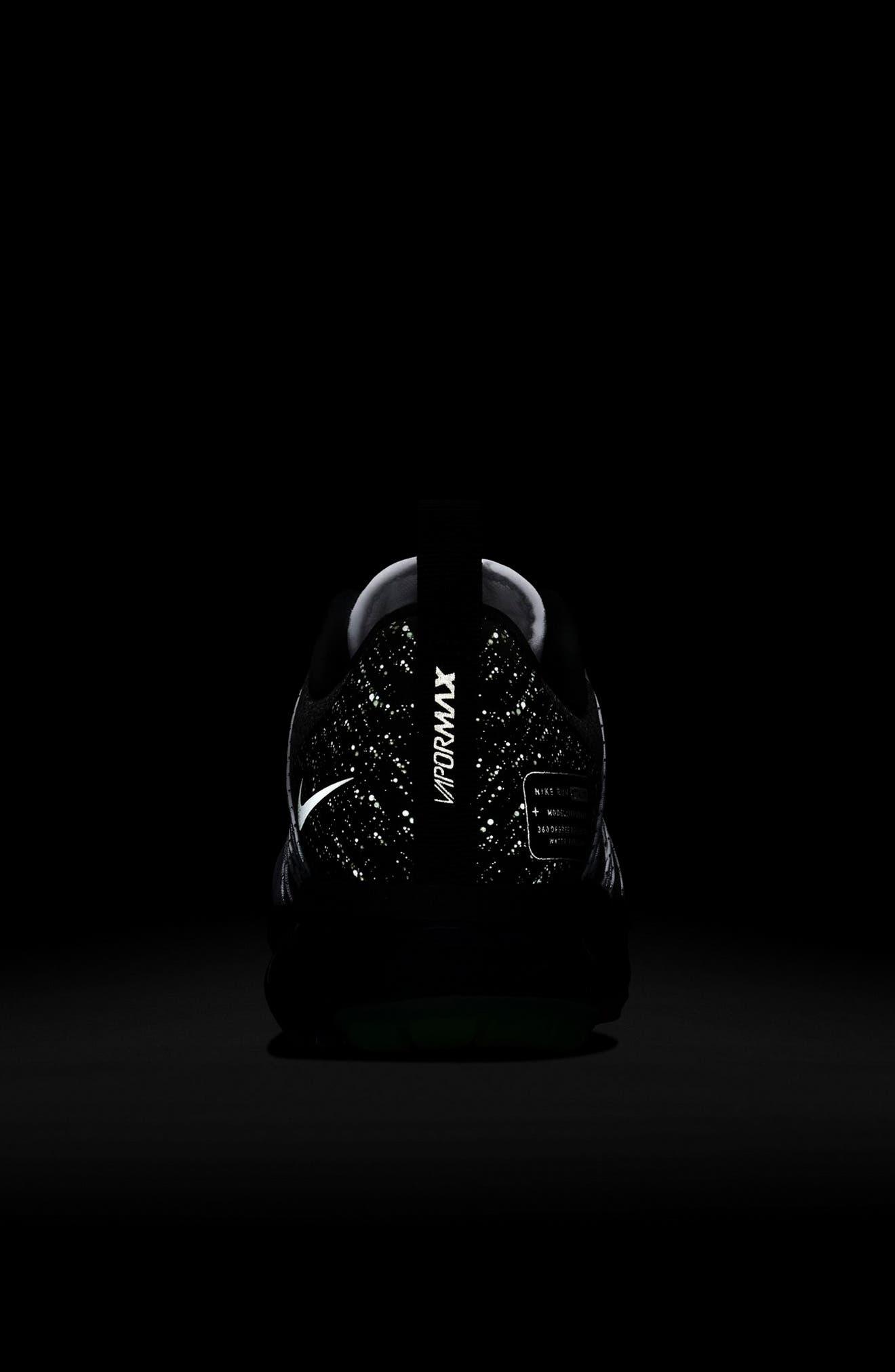 NIKE, Air VaporMax Run Utility Sneaker, Alternate thumbnail 7, color, 101