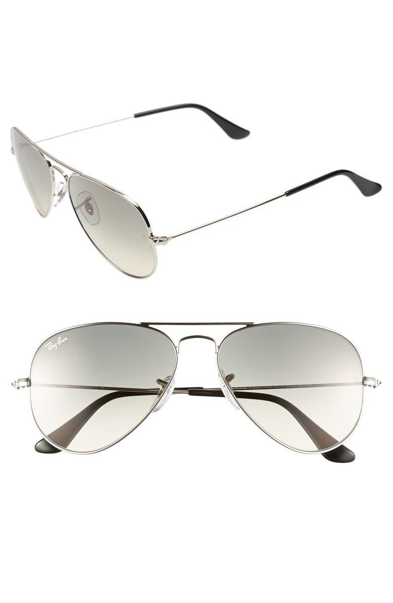 99e3df577d Ray-Ban Small Original 55mm Aviator Sunglasses
