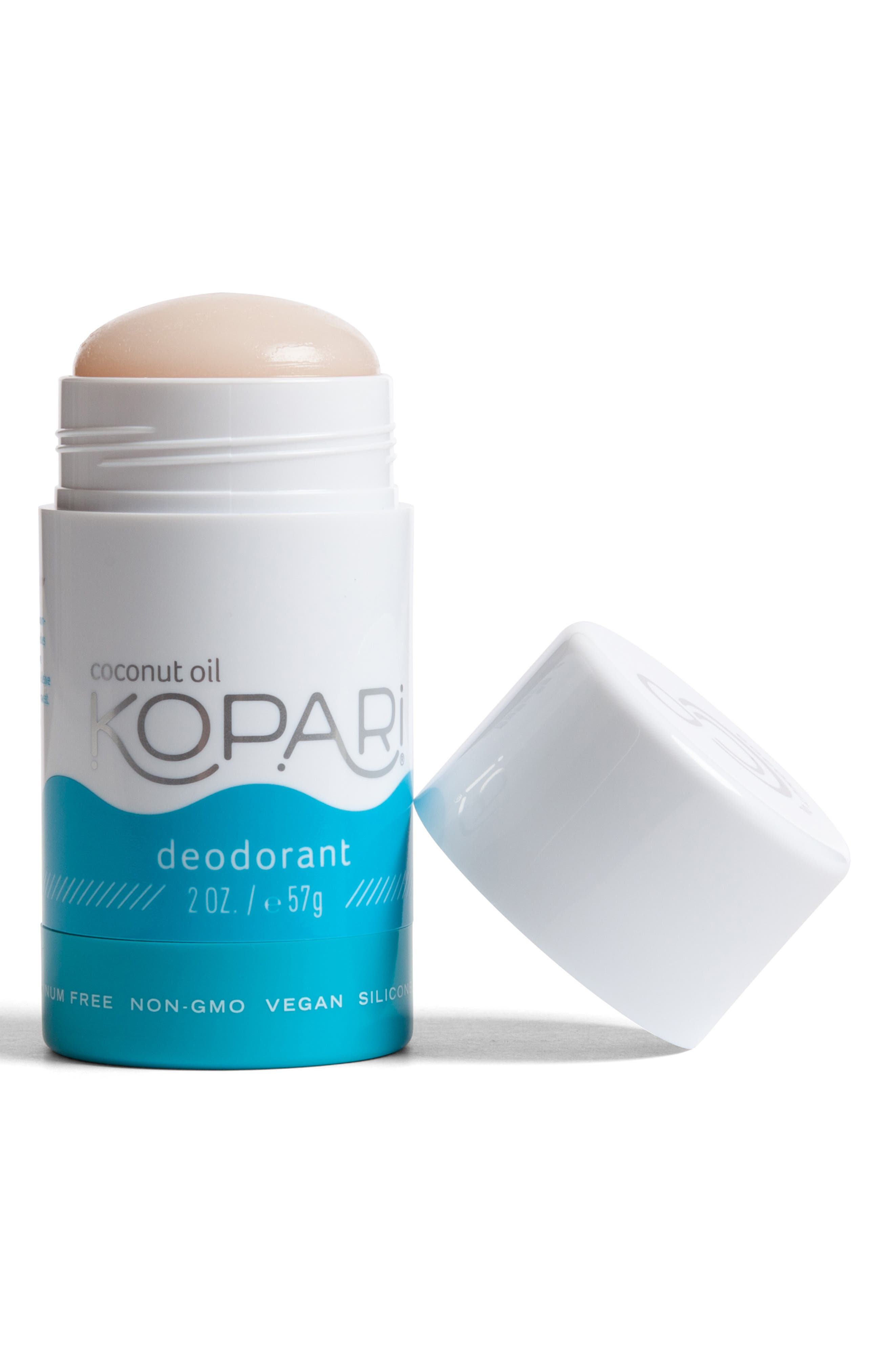 KOPARI, Coconut Deodorant, Alternate thumbnail 2, color, ORIGINAL
