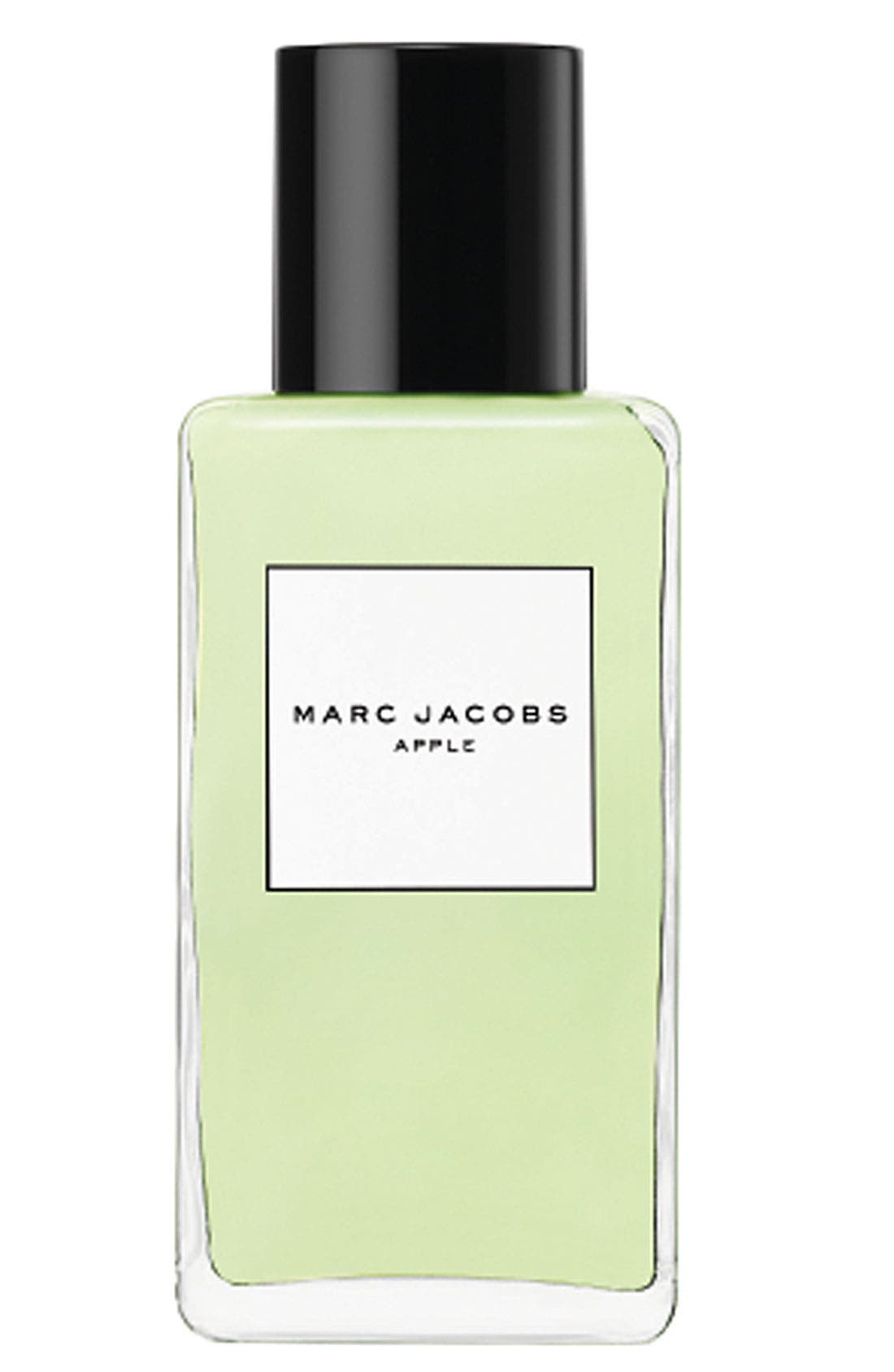 MARC JACOBS, 'Apple' Splash Scent, Main thumbnail 1, color, 000