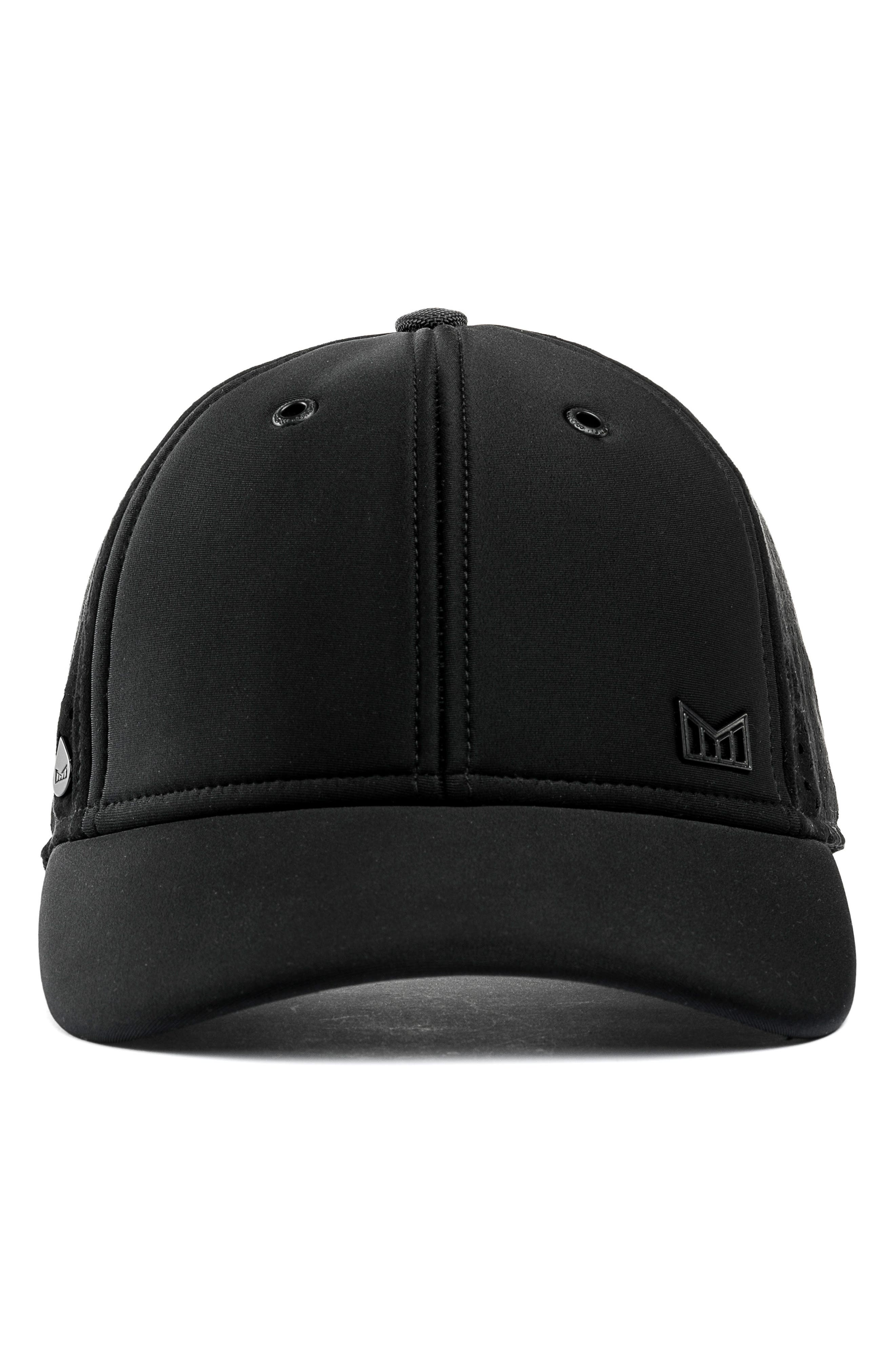 MELIN, Trooper II Snapback Baseball Cap, Alternate thumbnail 2, color, BLACK