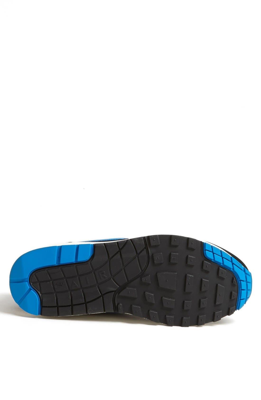 NIKE, 'Air Max 1 Premium' Sneaker, Alternate thumbnail 4, color, 014