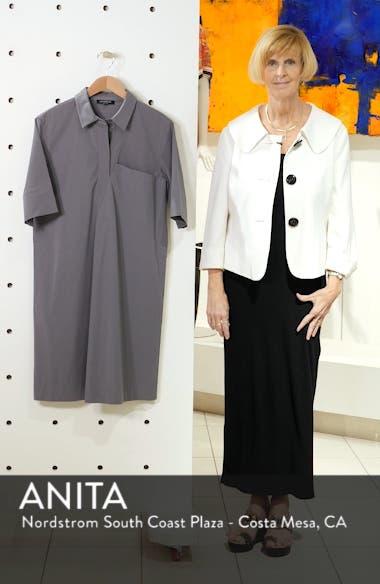 Casper Stretch Cotton Shirtdress, sales video thumbnail