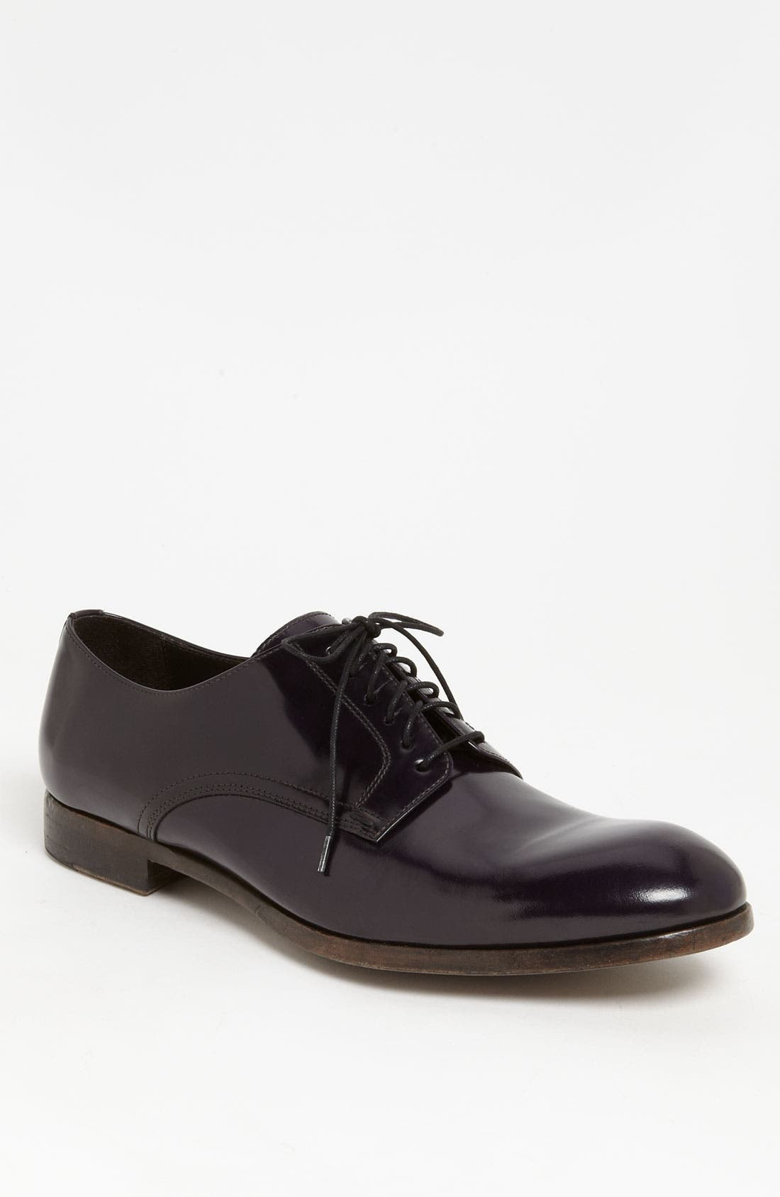 PAUL SMITH, 'Chagall' Plain Toe Derby, Main thumbnail 1, color, 500