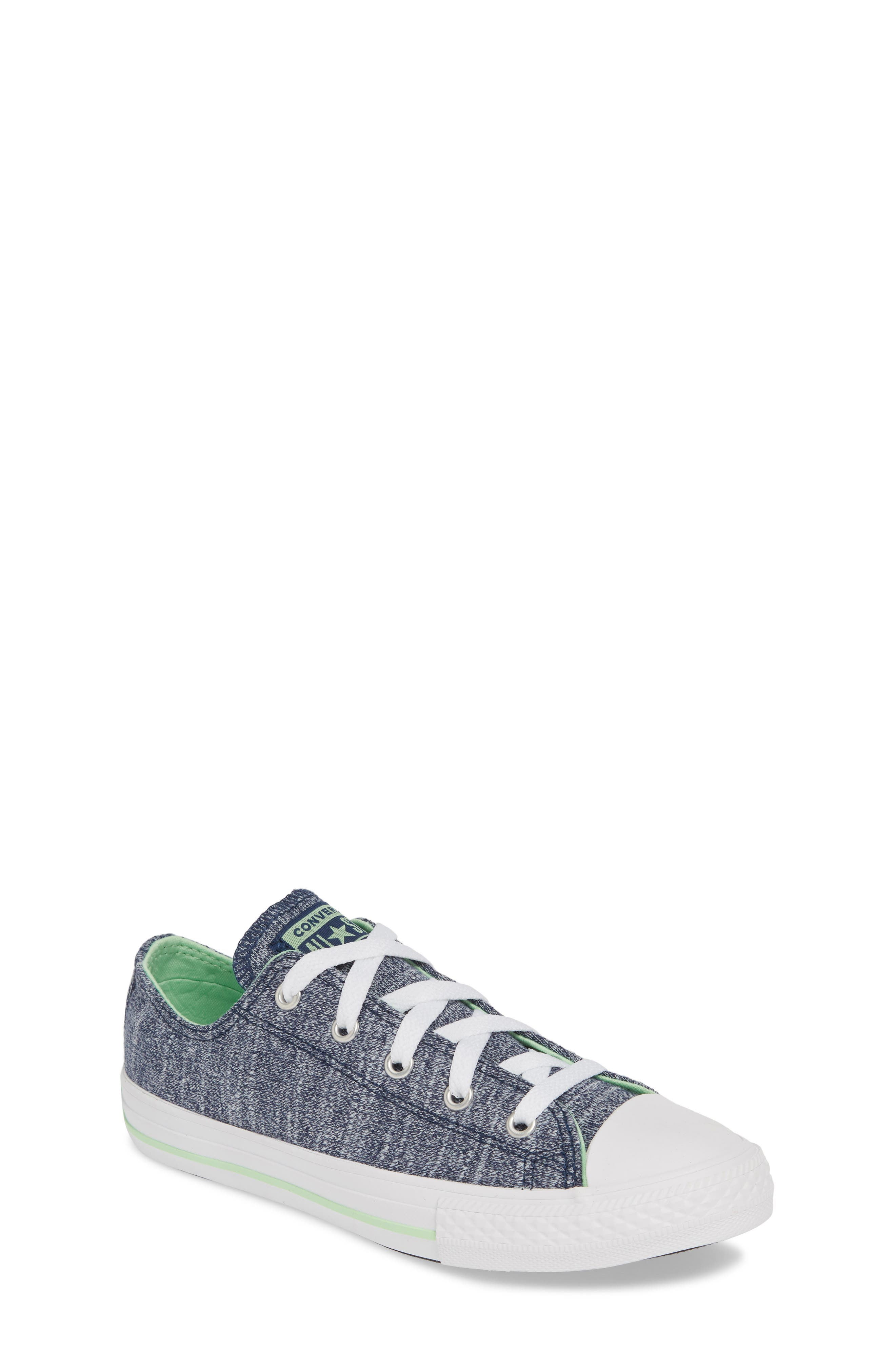 Toddler Converse Chuck Taylor All Star Low Top Sneaker Size 12 M  Blue