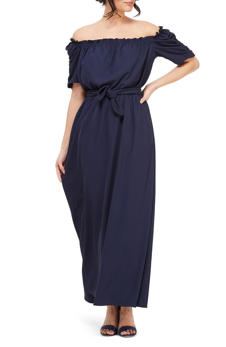 Sydney Drindle Maxi Dress