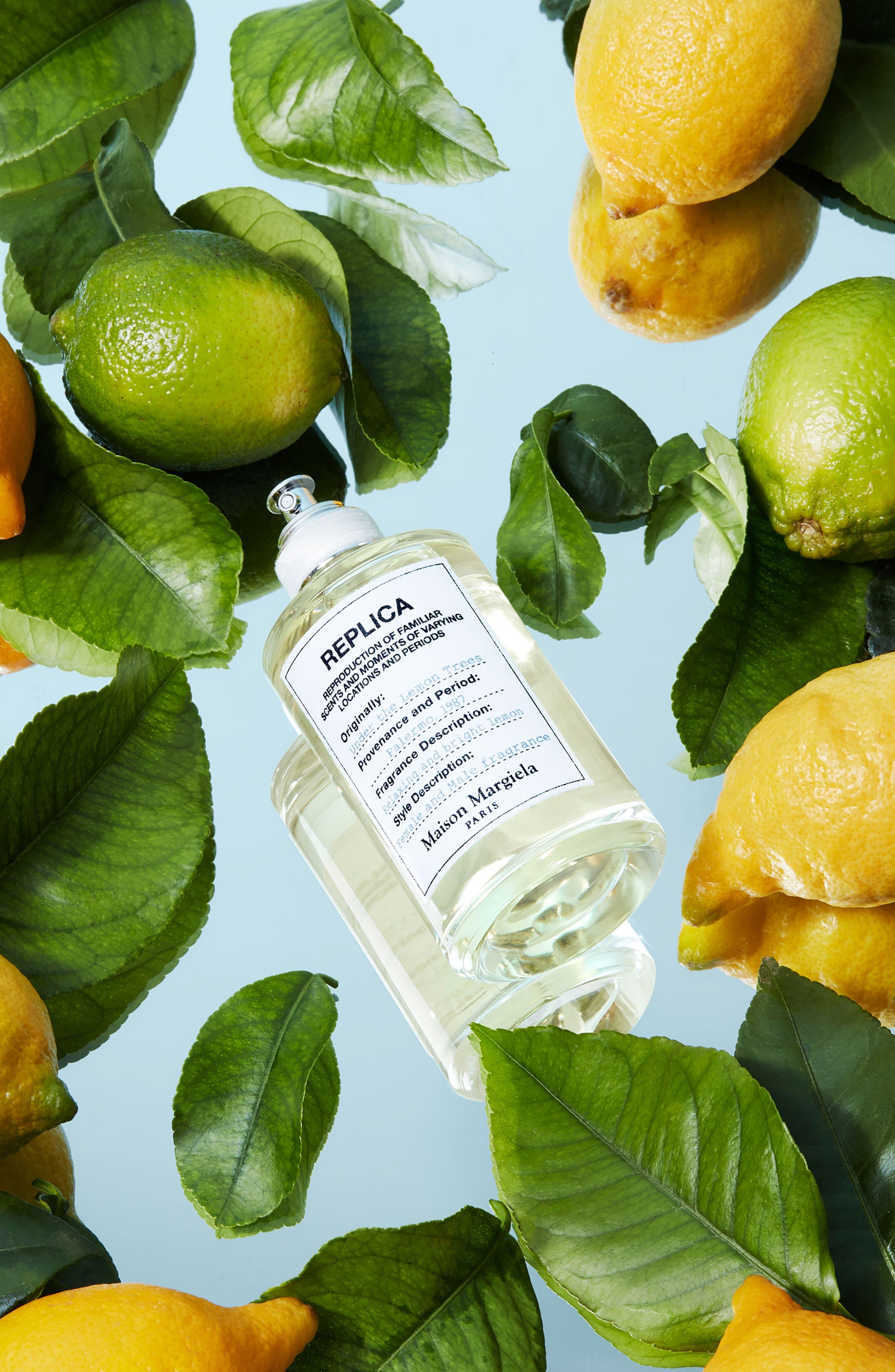 MAISON MARGIELA, Replica Under the Lemon Trees Fragrance, Alternate thumbnail 2, color, NO COLOR
