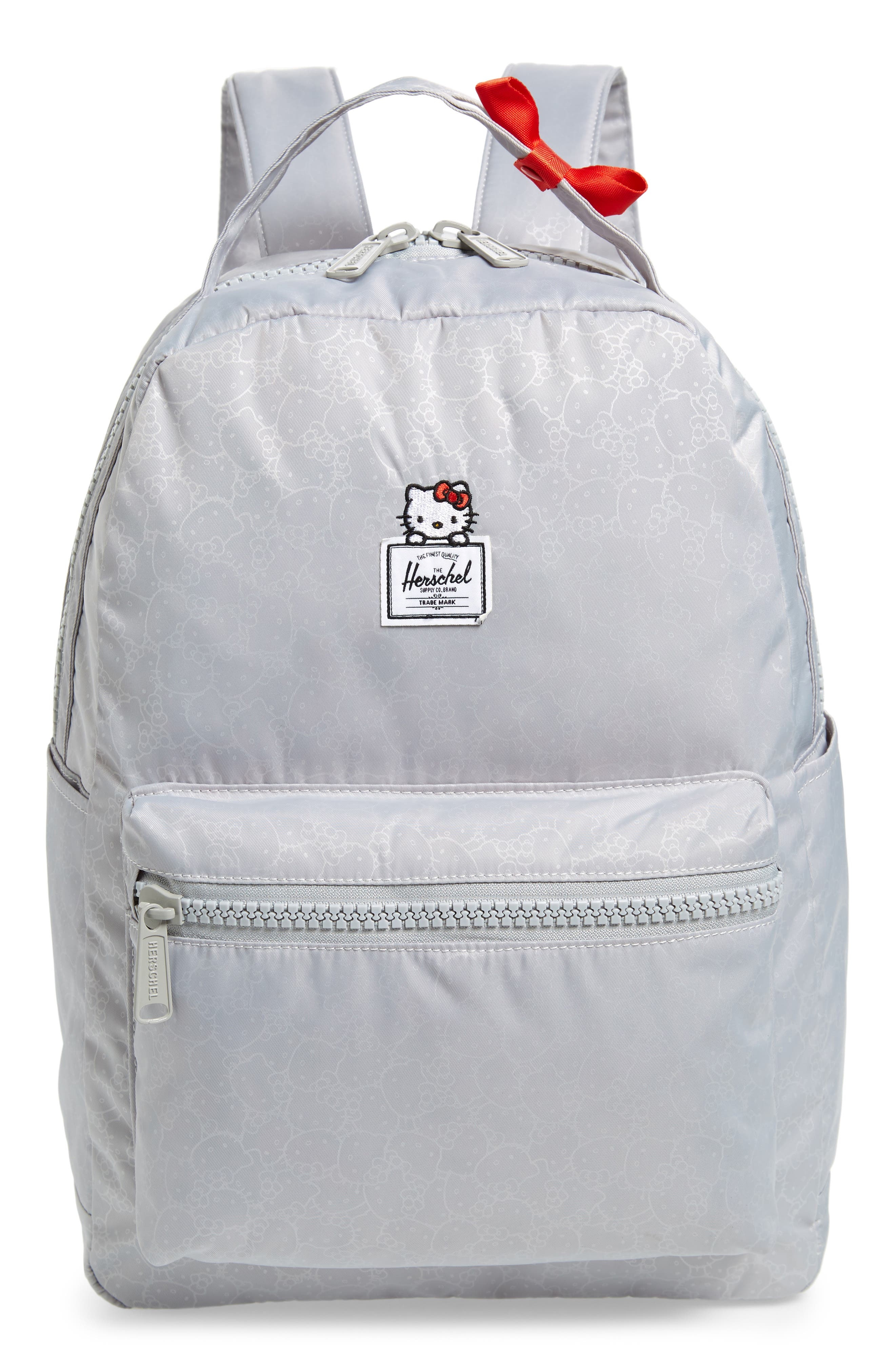 HERSCHEL SUPPLY CO., x Hello Kitty Nova Mid Volume Backpack, Main thumbnail 1, color, HIGHRISE