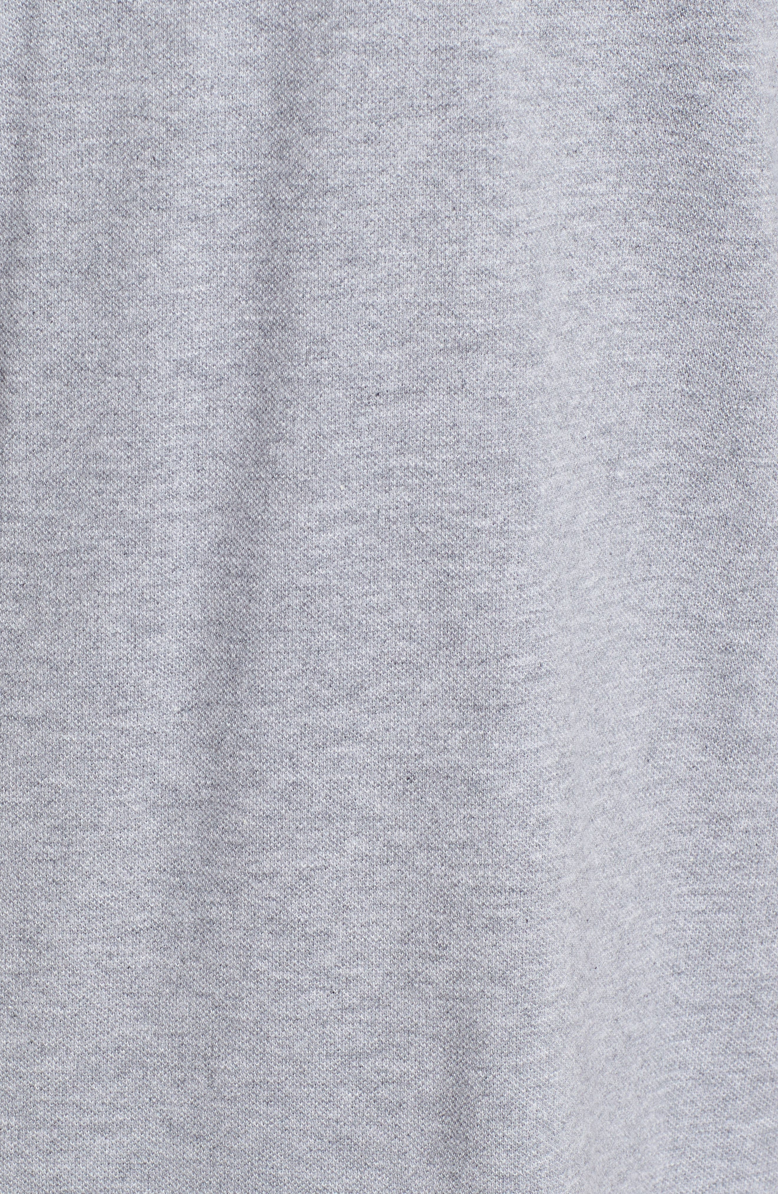 BEN SHERMAN, Romford Polo, Alternate thumbnail 5, color, GREY