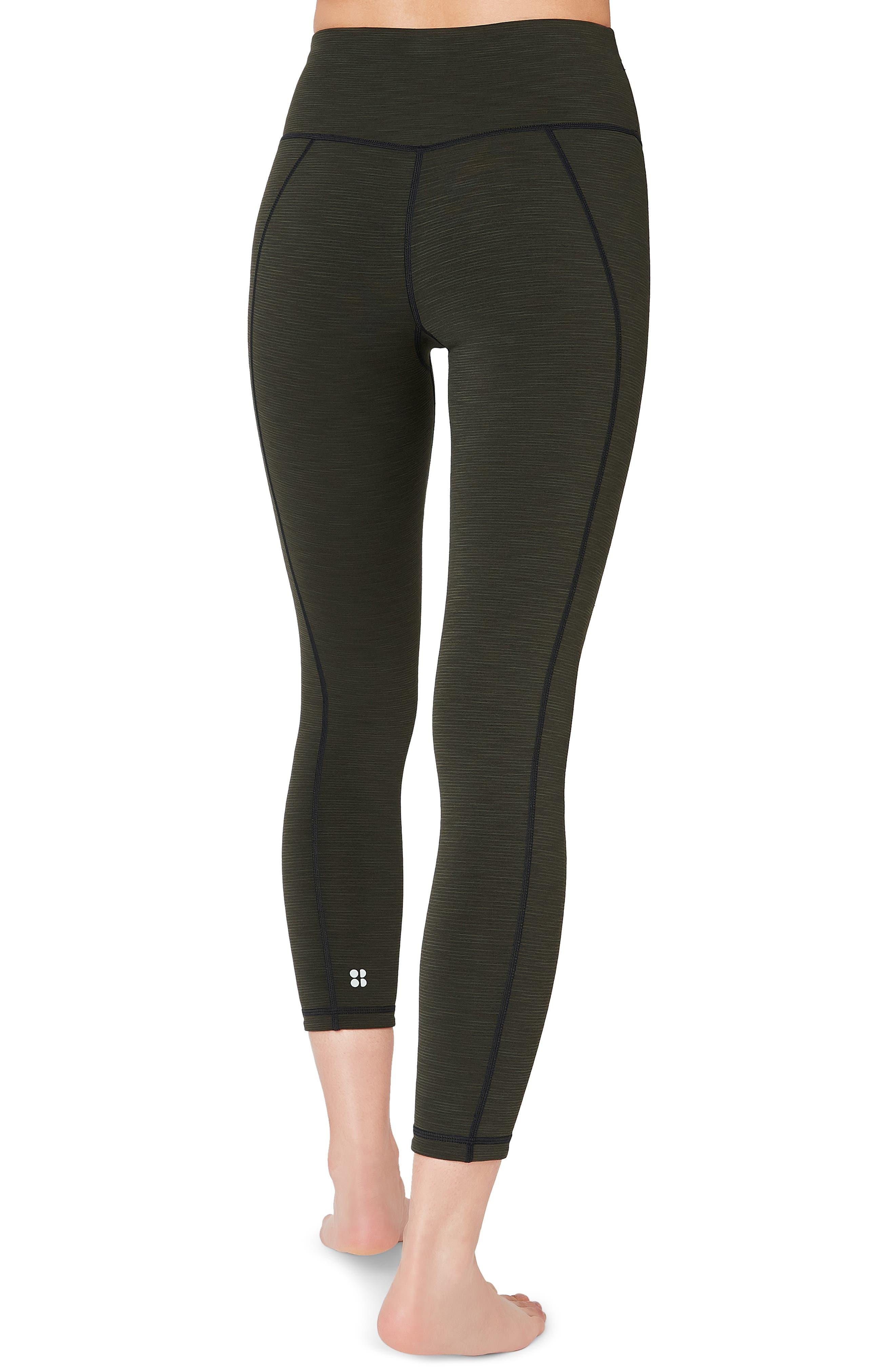 SWEATY BETTY, Reversible Yoga Leggings, Alternate thumbnail 2, color, 300