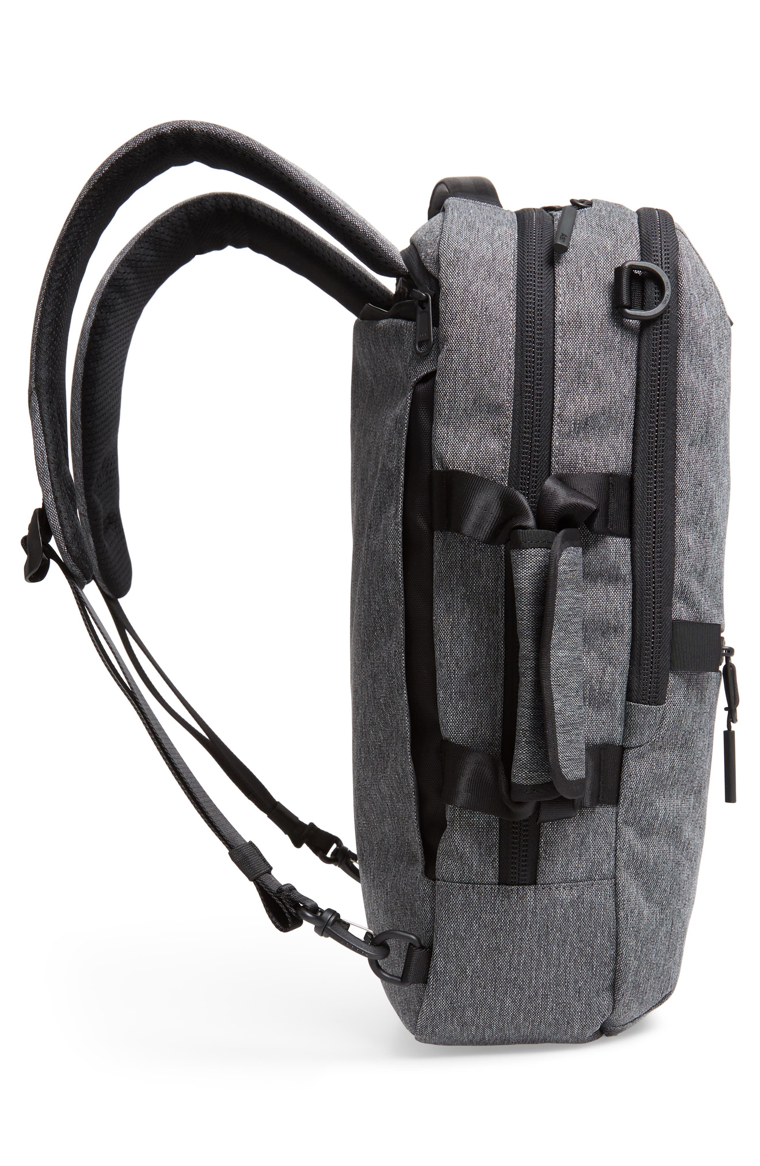 AER, Flight Pack 2 Backpack, Alternate thumbnail 6, color, GREY