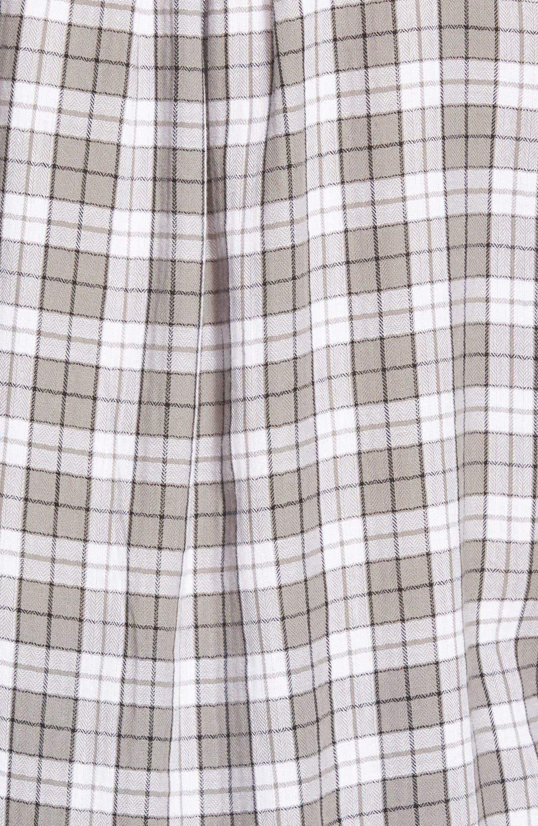 BP., Plaid Shirt, Alternate thumbnail 2, color, 030