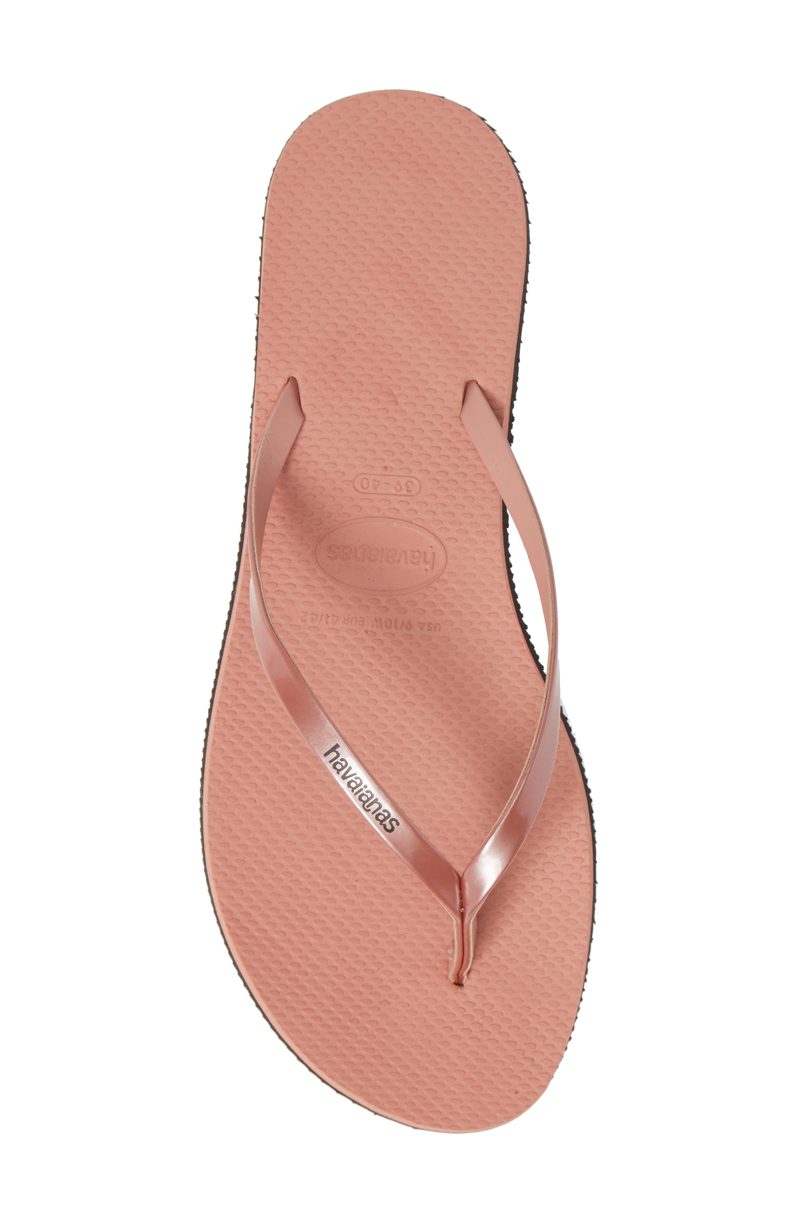 HAVAIANAS 'You' Flip Flop, Main, color, ROSE NUDE