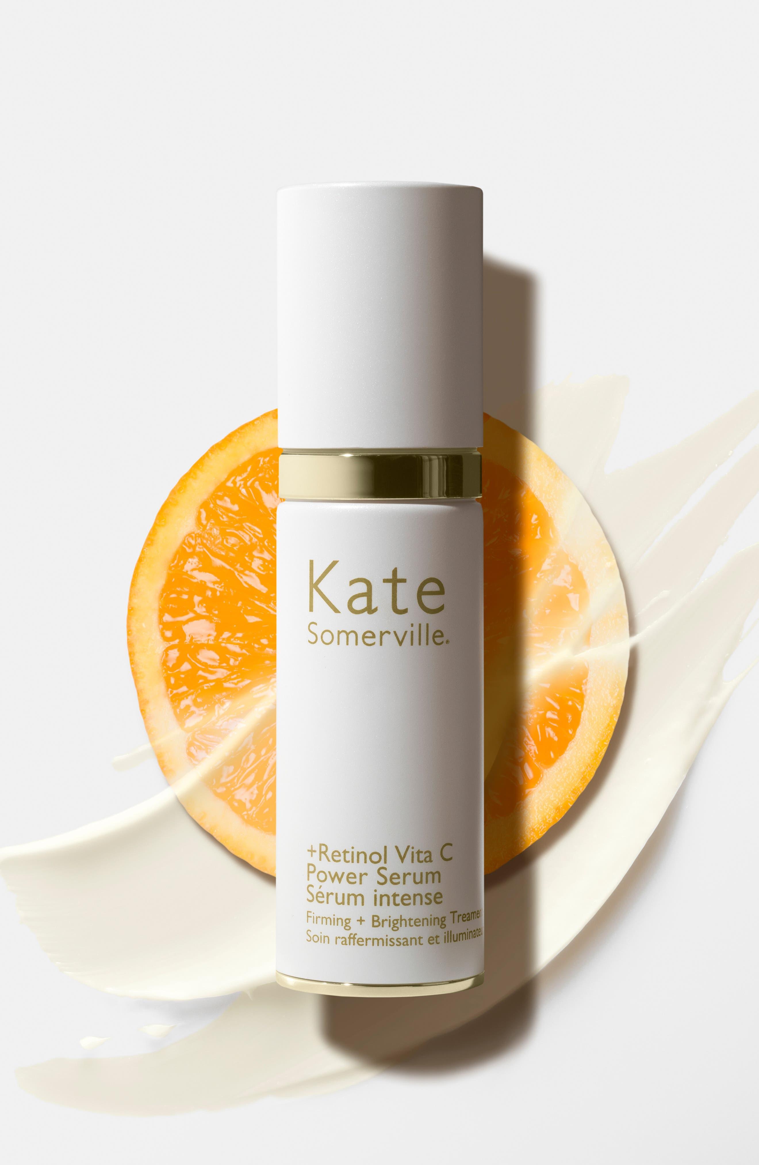 KATE SOMERVILLE<SUP>®</SUP>, +Retinol Vita C Power Serum, Alternate thumbnail 5, color, NO COLOR