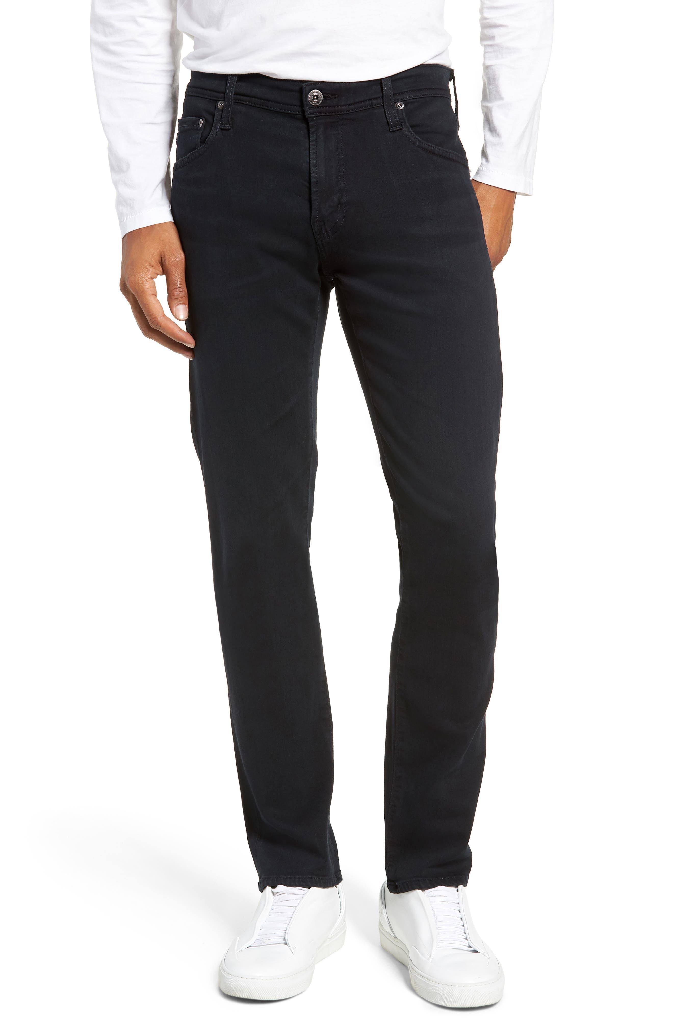 AG Tellis Slim Fit Jeans, Main, color, BIG SUR