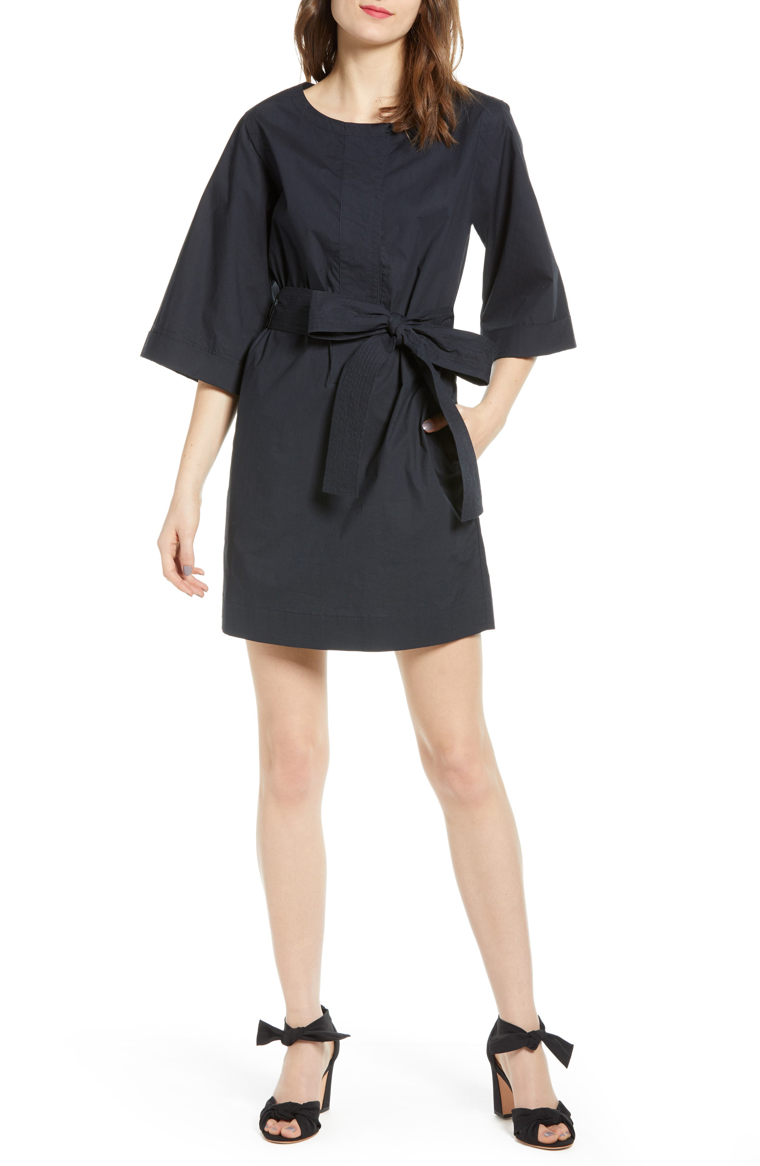 Rebecca Minkoff Violet Dress, Black