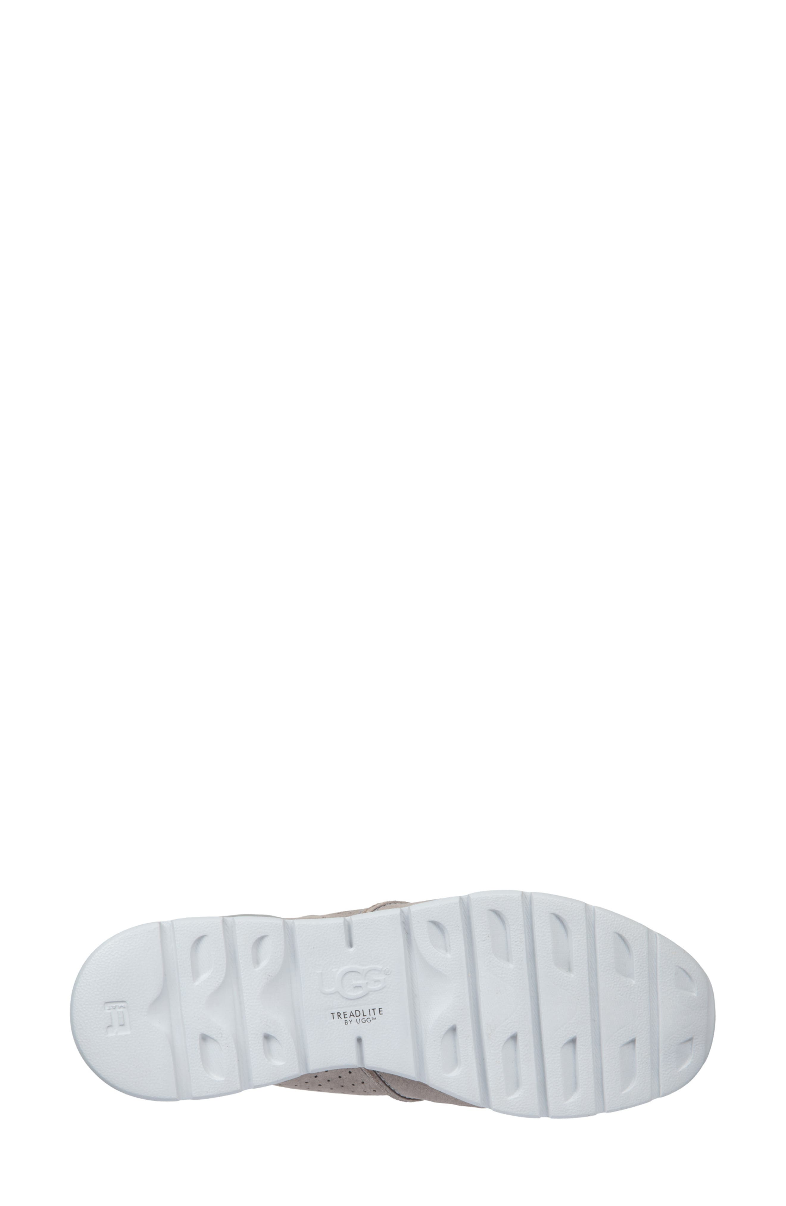 UGG<SUP>®</SUP>, Tye Sneaker, Alternate thumbnail 5, color, 024