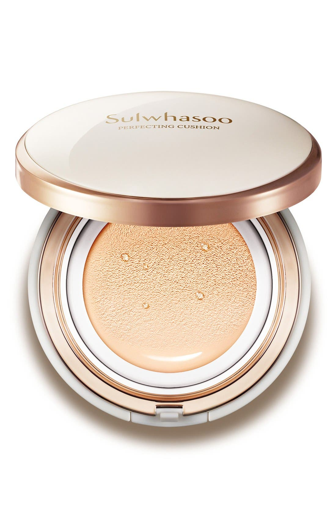 SULWHASOO, 'Perfecting Cushion' Foundation Compact, Main thumbnail 1, color, 23 MEDIUM BEIGE
