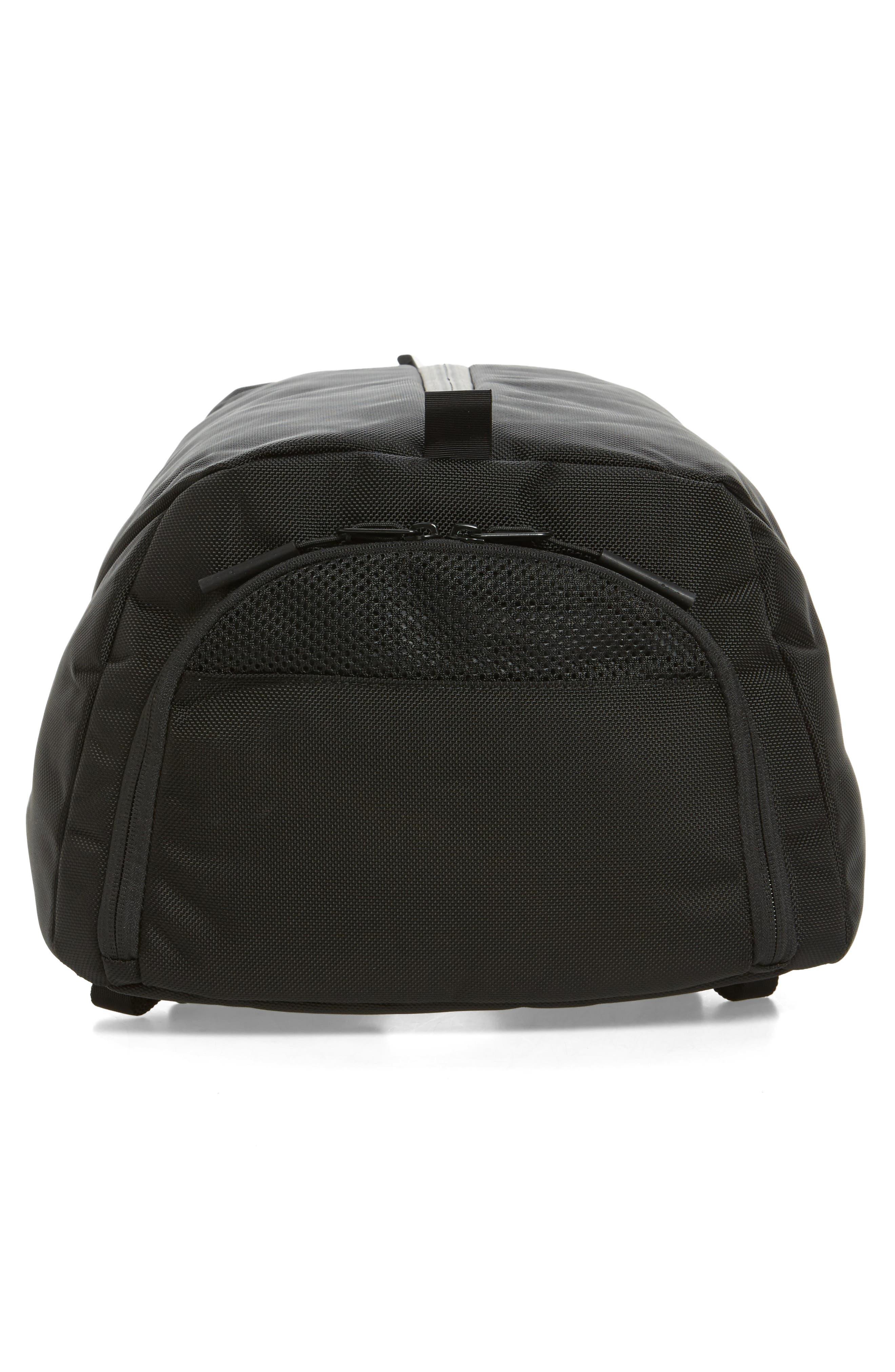AER, Fit Pack 2 Backpack, Alternate thumbnail 7, color, BLACK