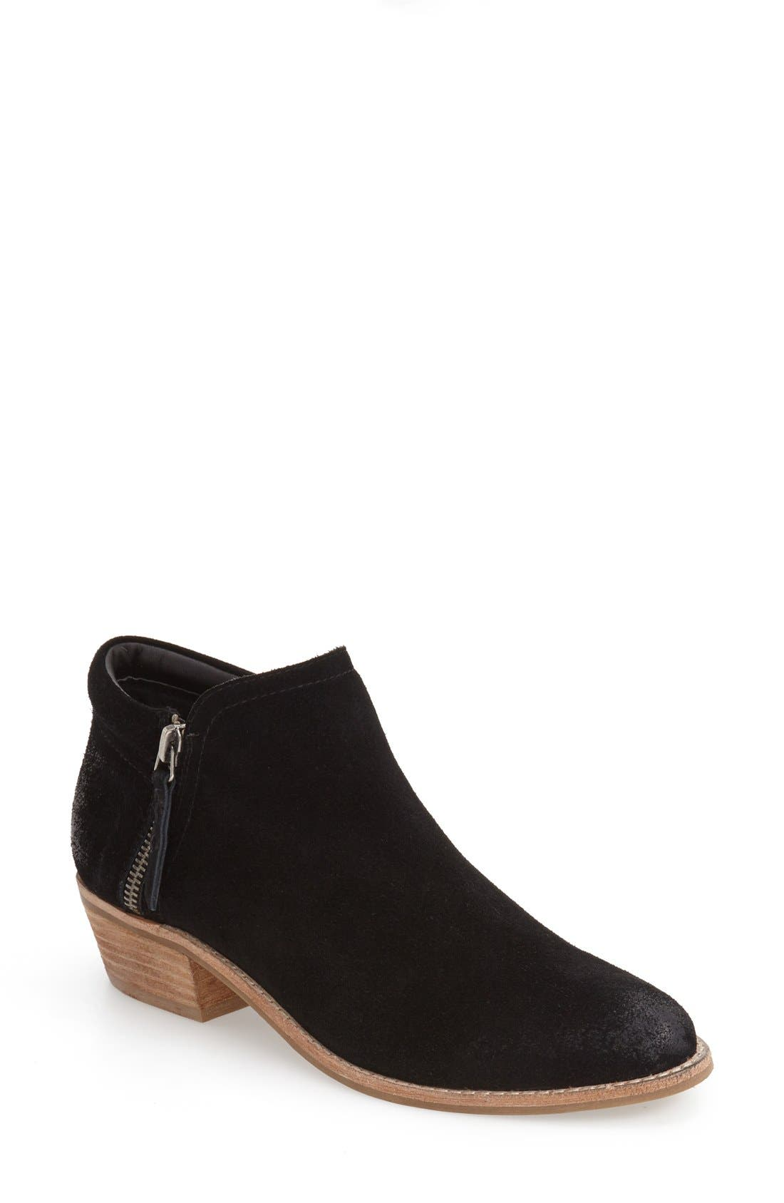 STEVE MADDEN, 'Tobii' Bootie, Main thumbnail 1, color, 006