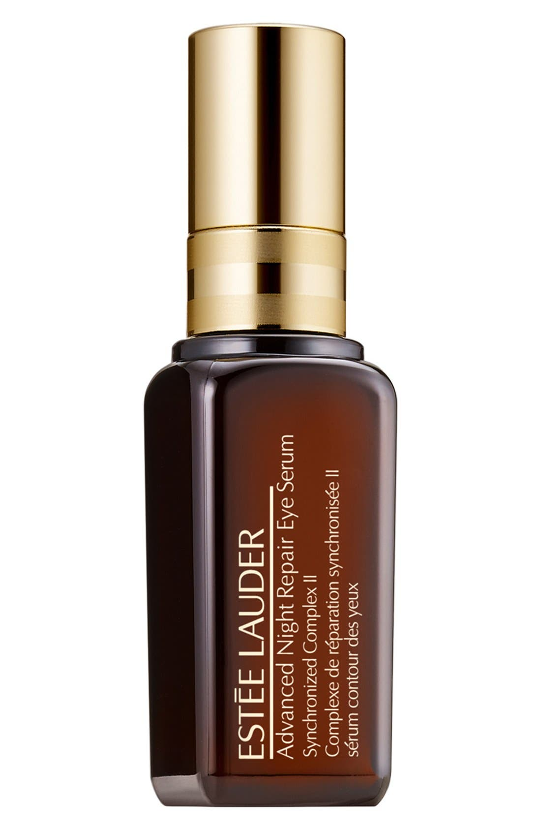 ESTÉE LAUDER, Advanced Night Repair Eye Serum Synchronized Complex II, Main thumbnail 1, color, NO COLOR