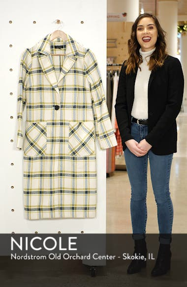 Plaid Coat, sales video thumbnail