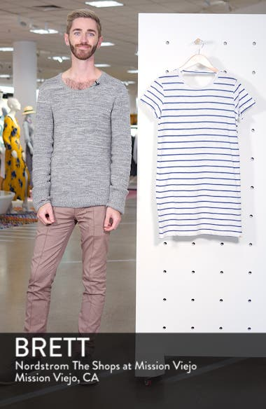 Surf Essentials T-Shirt Dress, sales video thumbnail