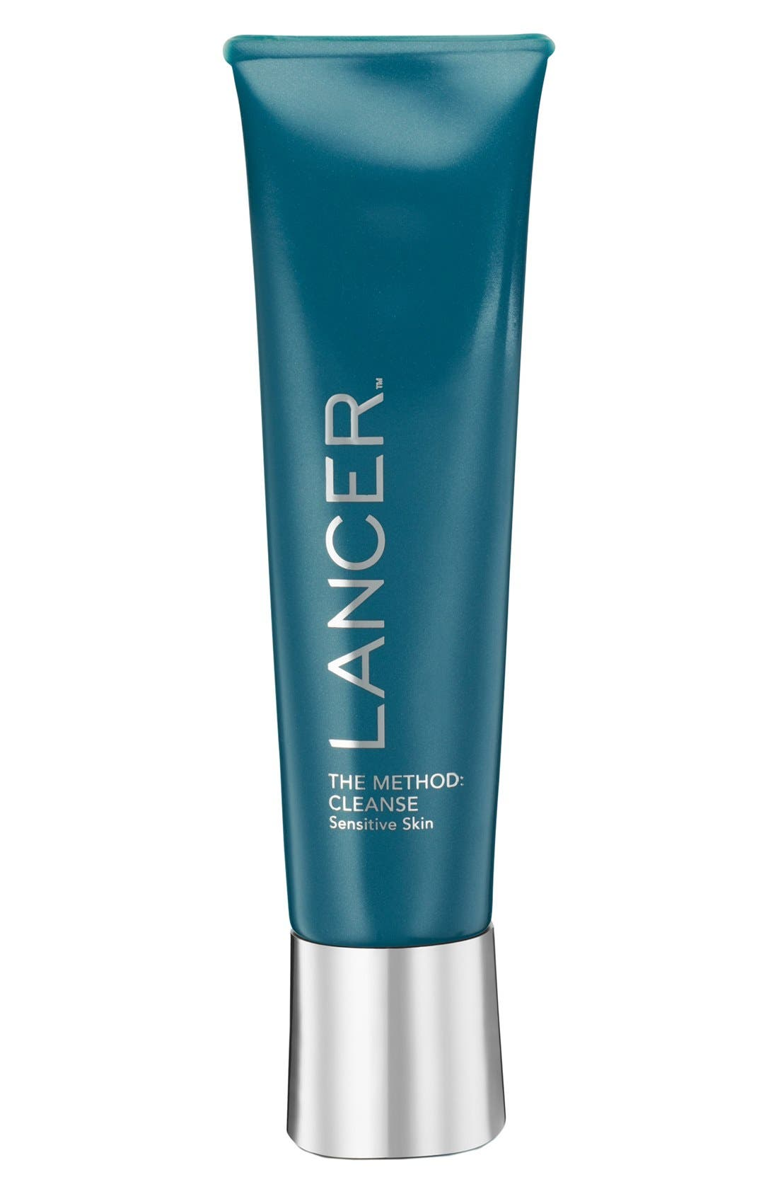 LANCER SKINCARE, The Method Cleanse Sensitive-Dehydrated Skin Cleanser, Main thumbnail 1, color, NO COLOR
