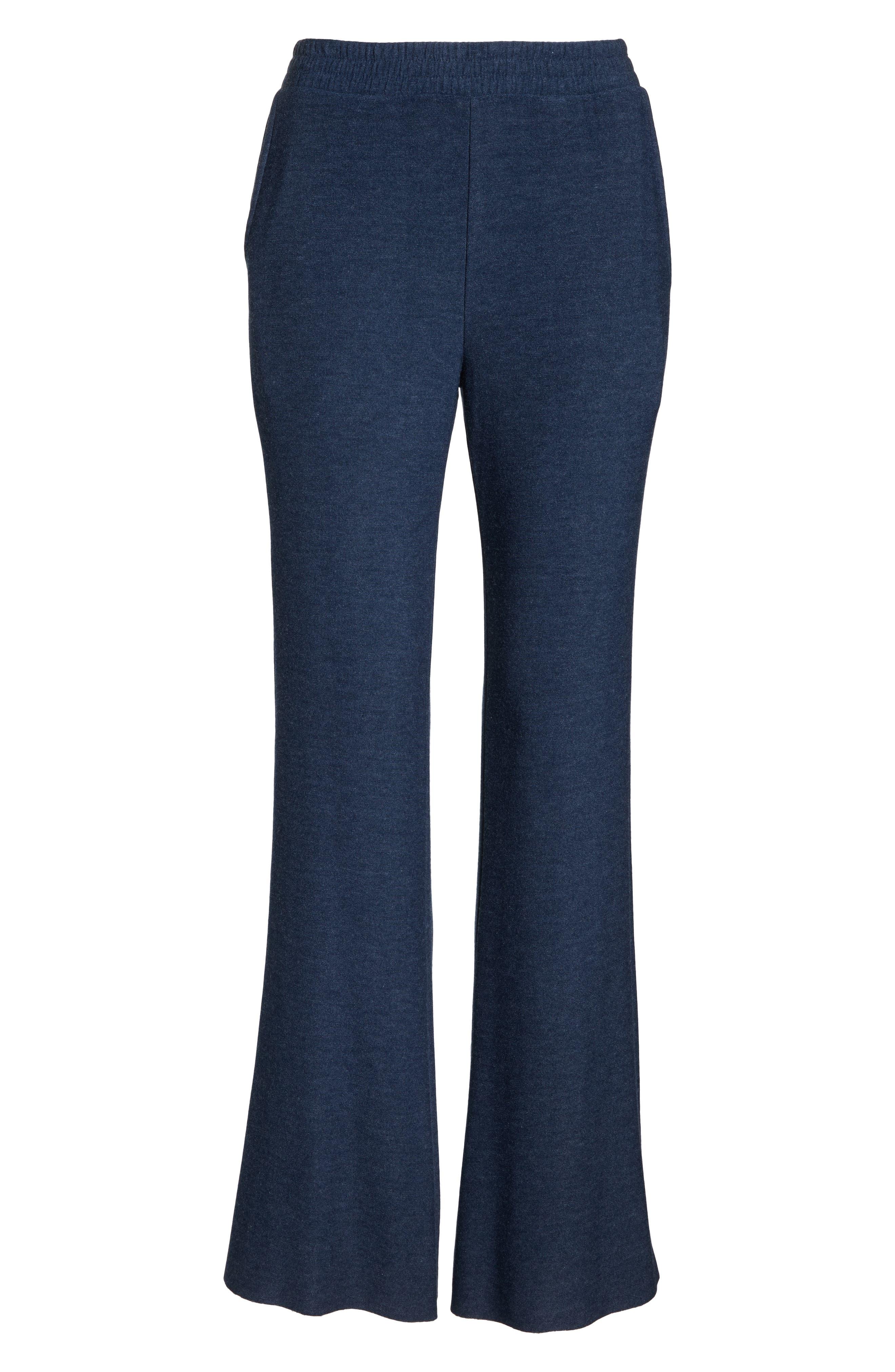 CHASER, Wide Leg Pajama Pants, Alternate thumbnail 7, color, 406