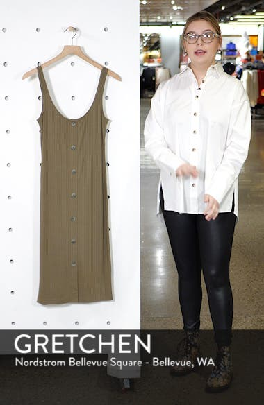Button Front Dress, sales video thumbnail