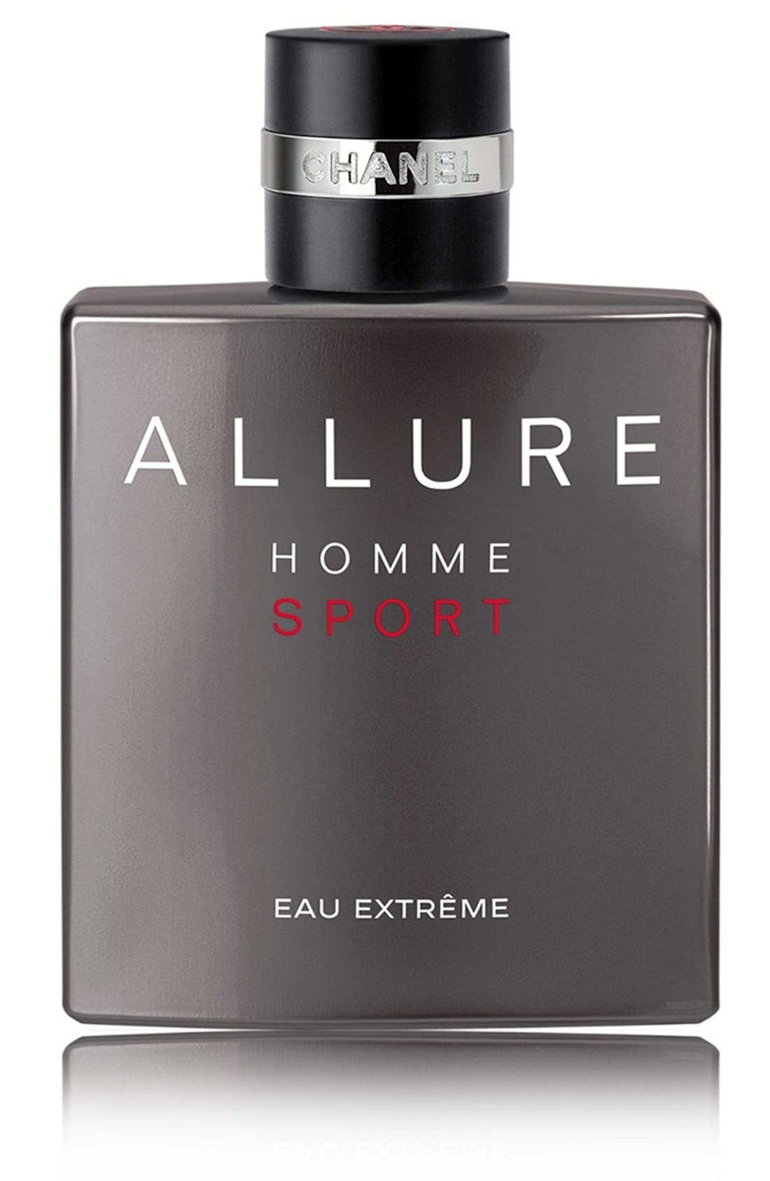 CHANEL, ALLURE HOMME SPORT EAU EXTREME Eau de Parfum, Alternate thumbnail 4, color, NOL COLOR