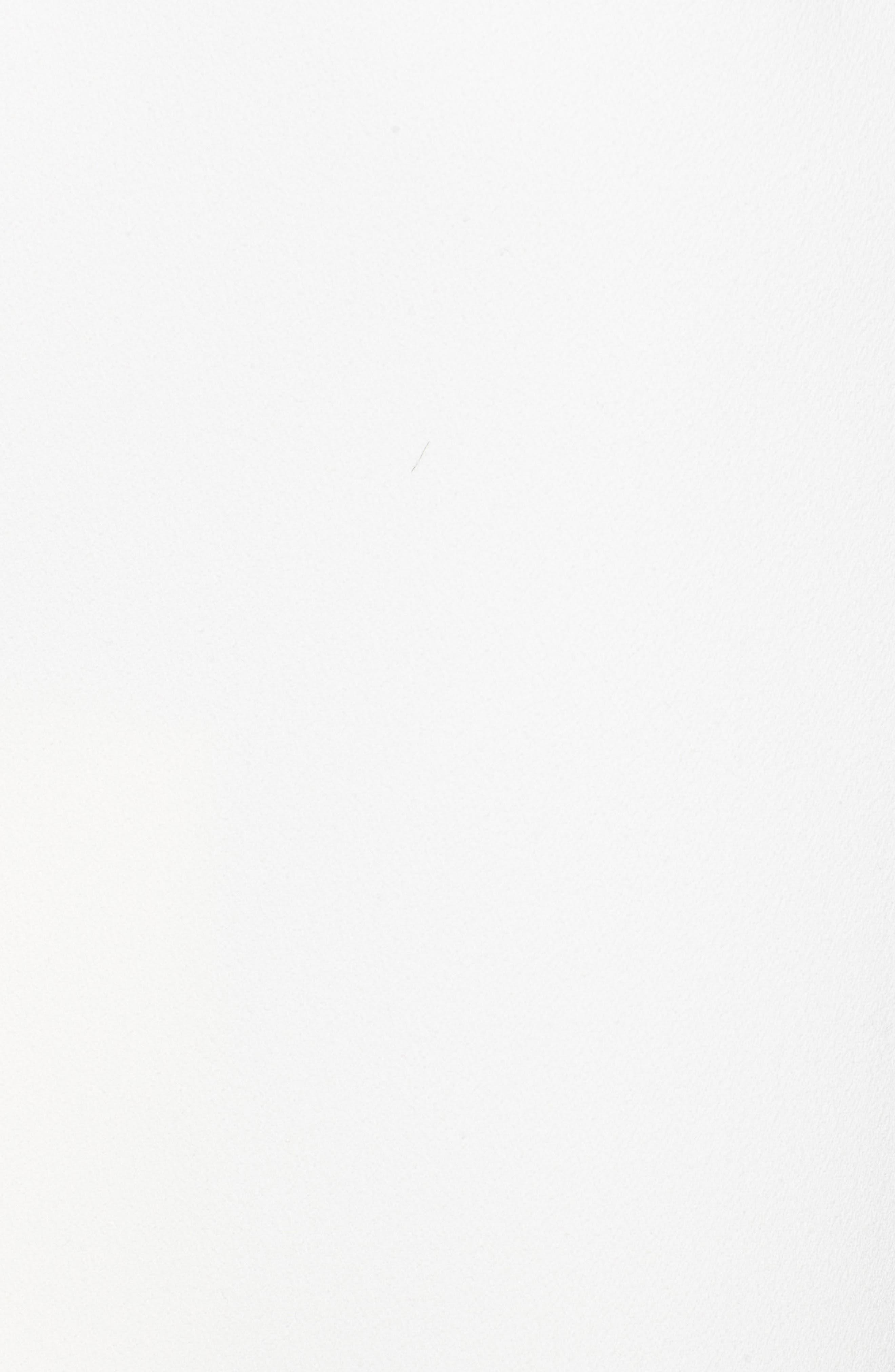 RACHEL RACHEL ROY, Luxe Crepe Trench Coat, Alternate thumbnail 6, color, WHITE