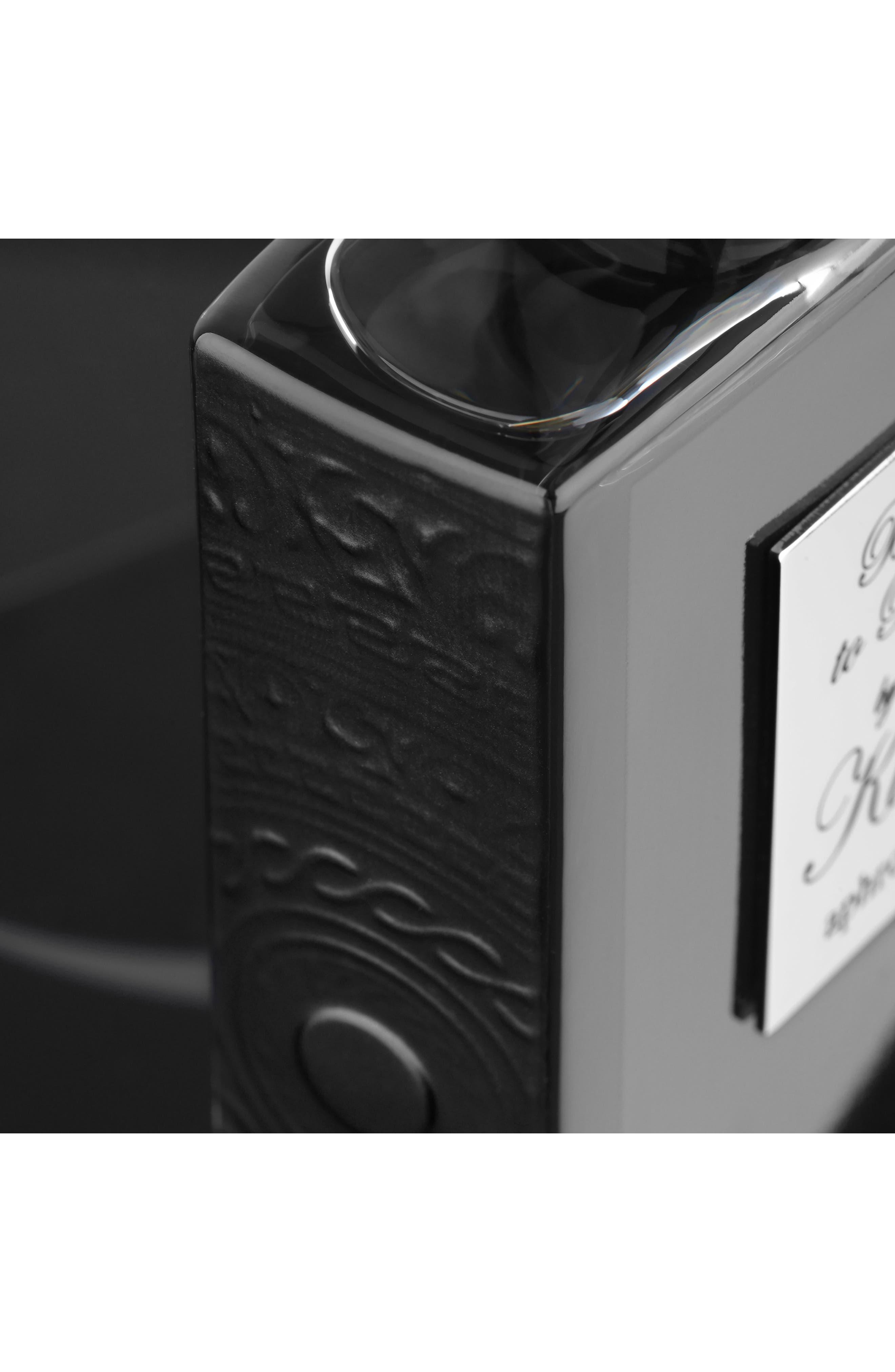 KILIAN, LOeuvre Noire - Back to Black, aphrodisiac Refillable Fragrance Spray, Alternate thumbnail 4, color, NO COLOR