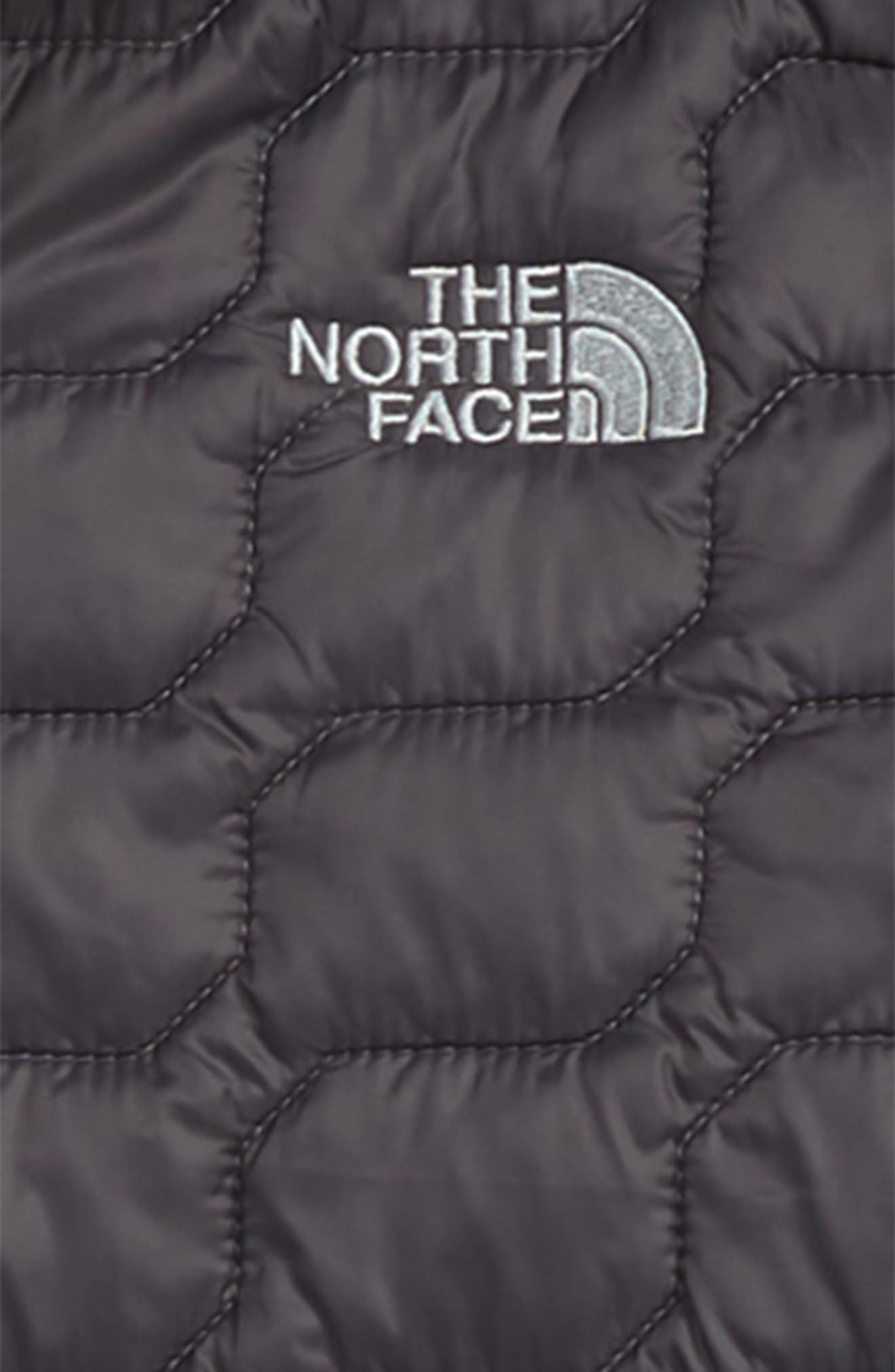 THE NORTH FACE, ThermoBall<sup>™</sup> PrimaLoft<sup>®</sup> Packable Jacket, Alternate thumbnail 2, color, GRAPHITE GREY