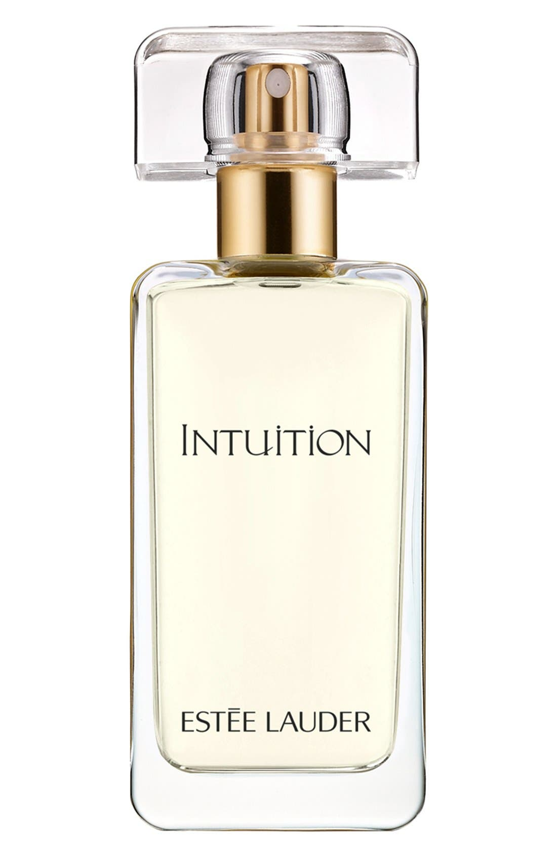 ESTÉE LAUDER, Intuition Eau de Parfum Spray, Main thumbnail 1, color, 000