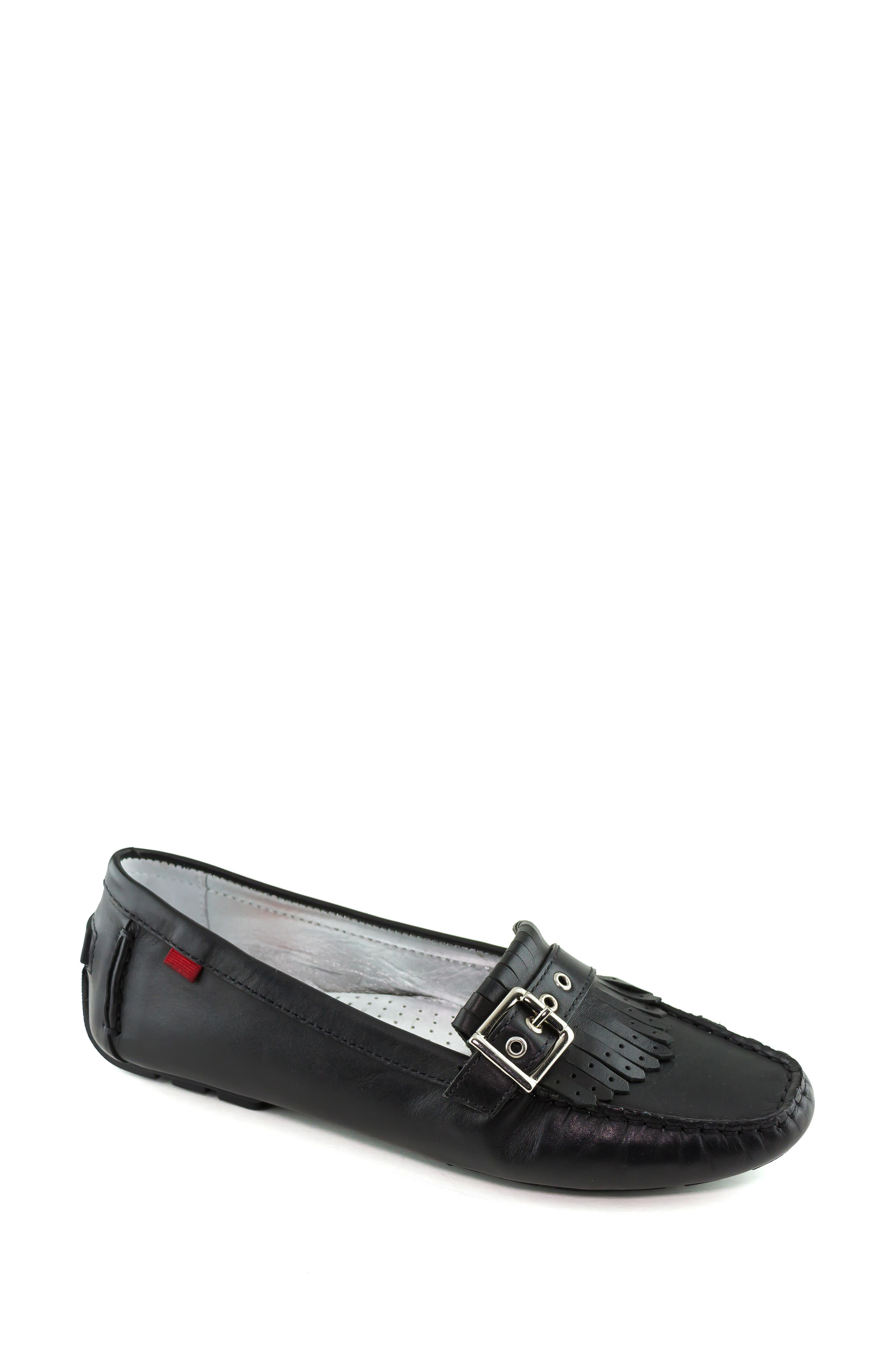 MARC JOSEPH NEW YORK, South Street Loafer, Main thumbnail 1, color, BLACK LEATHER