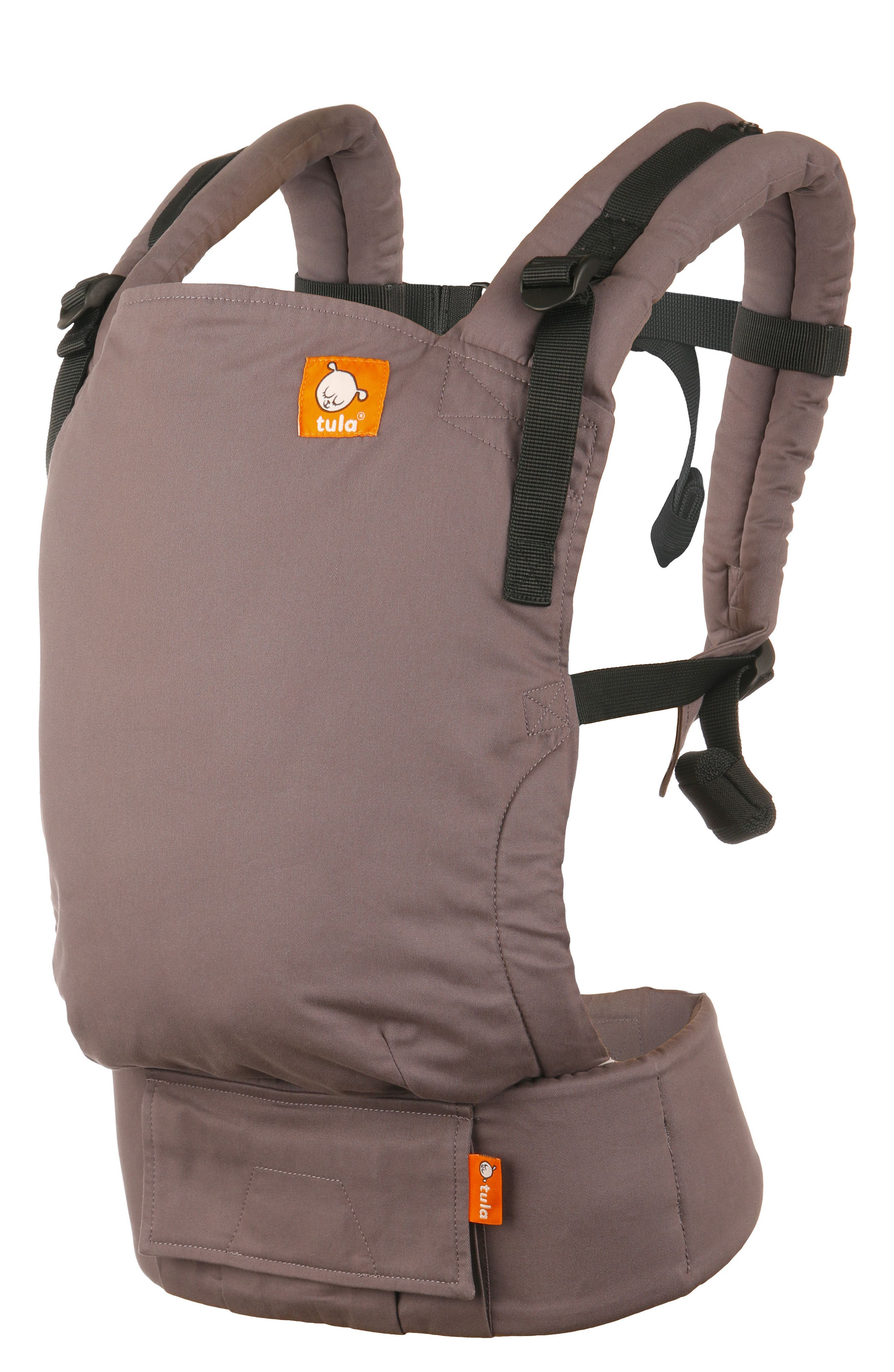 Infant Baby Tula Stormy FreeToGrow Baby Carrier Size One Size  Grey