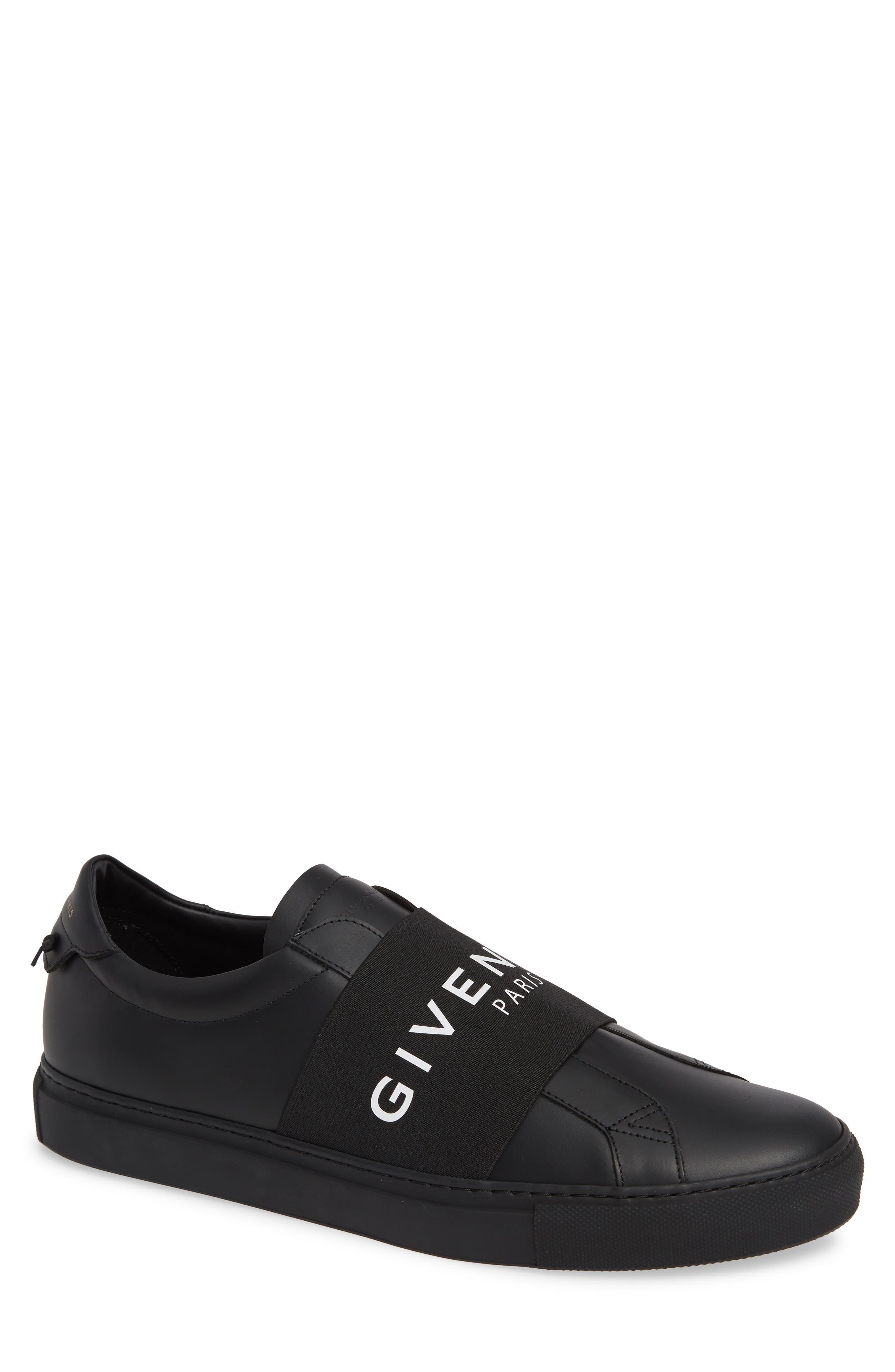 GIVENCHY, Urban Knots Sneaker, Main thumbnail 1, color, BLACK