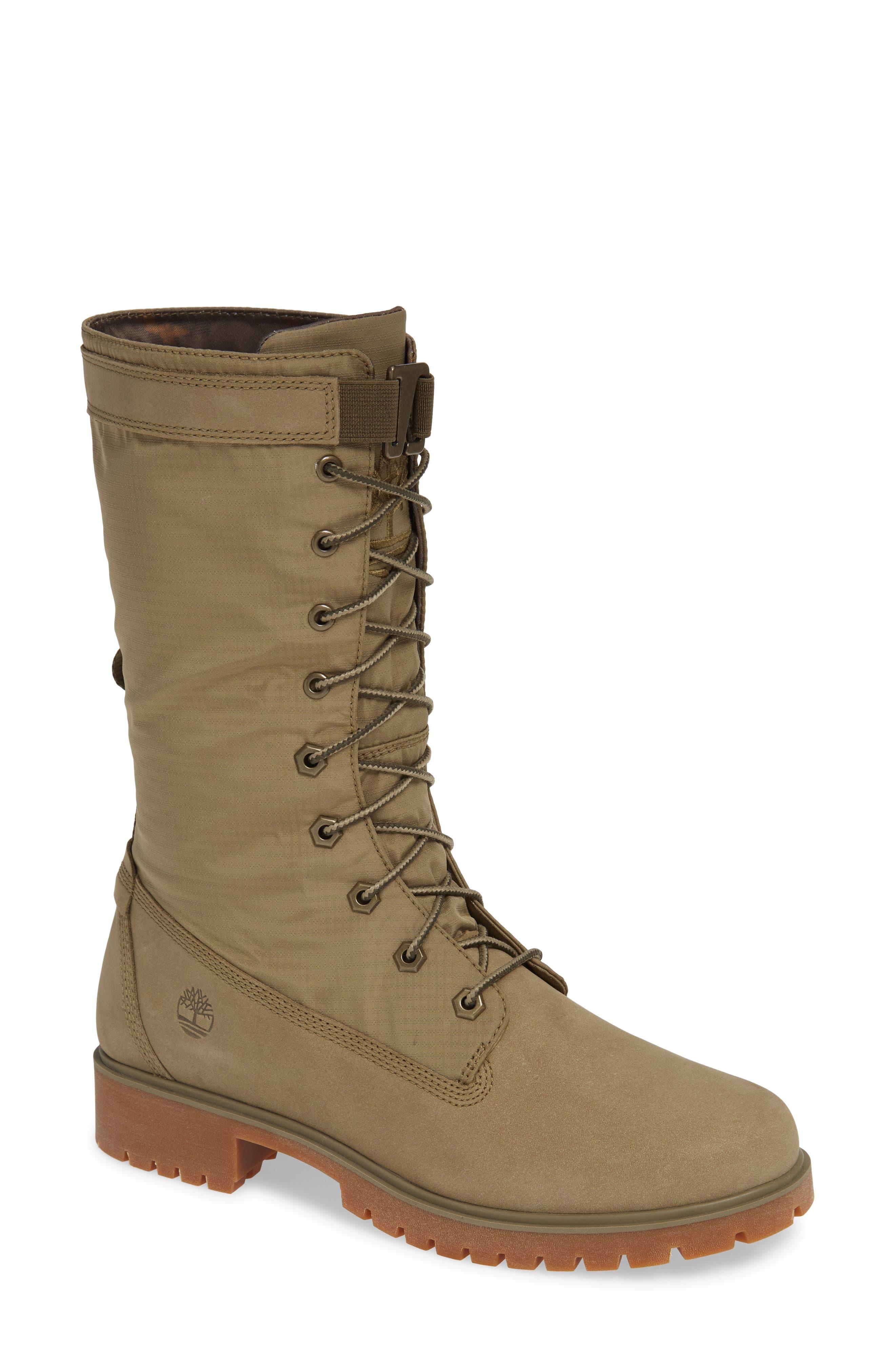 Timberland Jayne Waterproof Boot- Beige